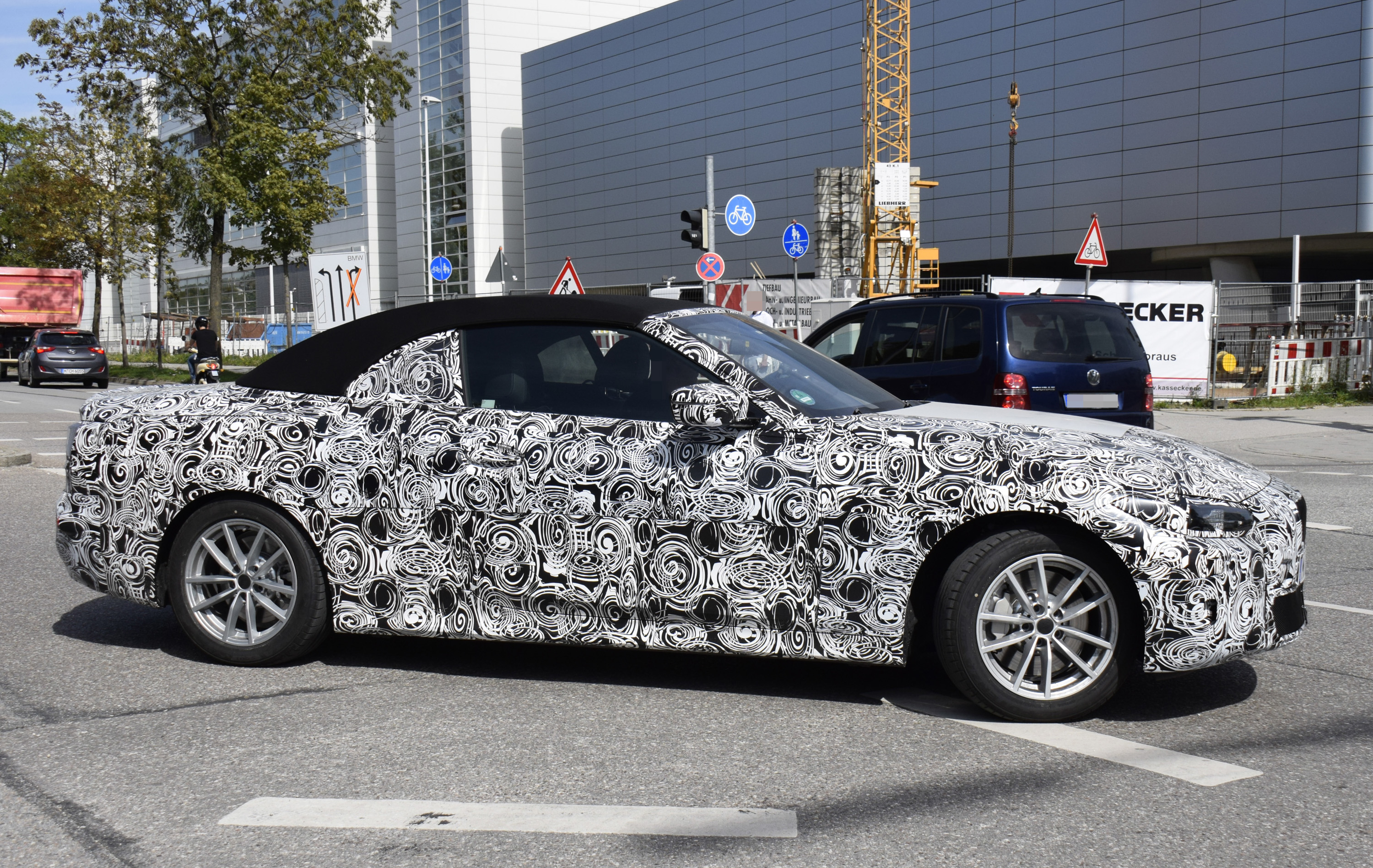 2021 Bmw 4 Series Convertible Top Speed