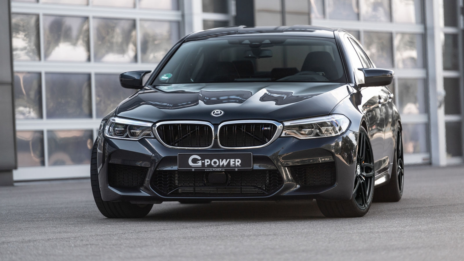 2018 Bmw M5 By G Power Top Speed