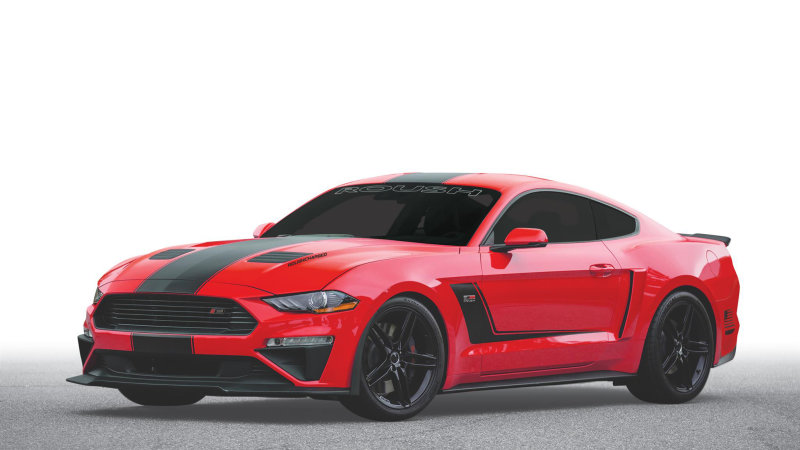 2019 Ford Mustang Stage 3 By Roush Performance Top Speed
