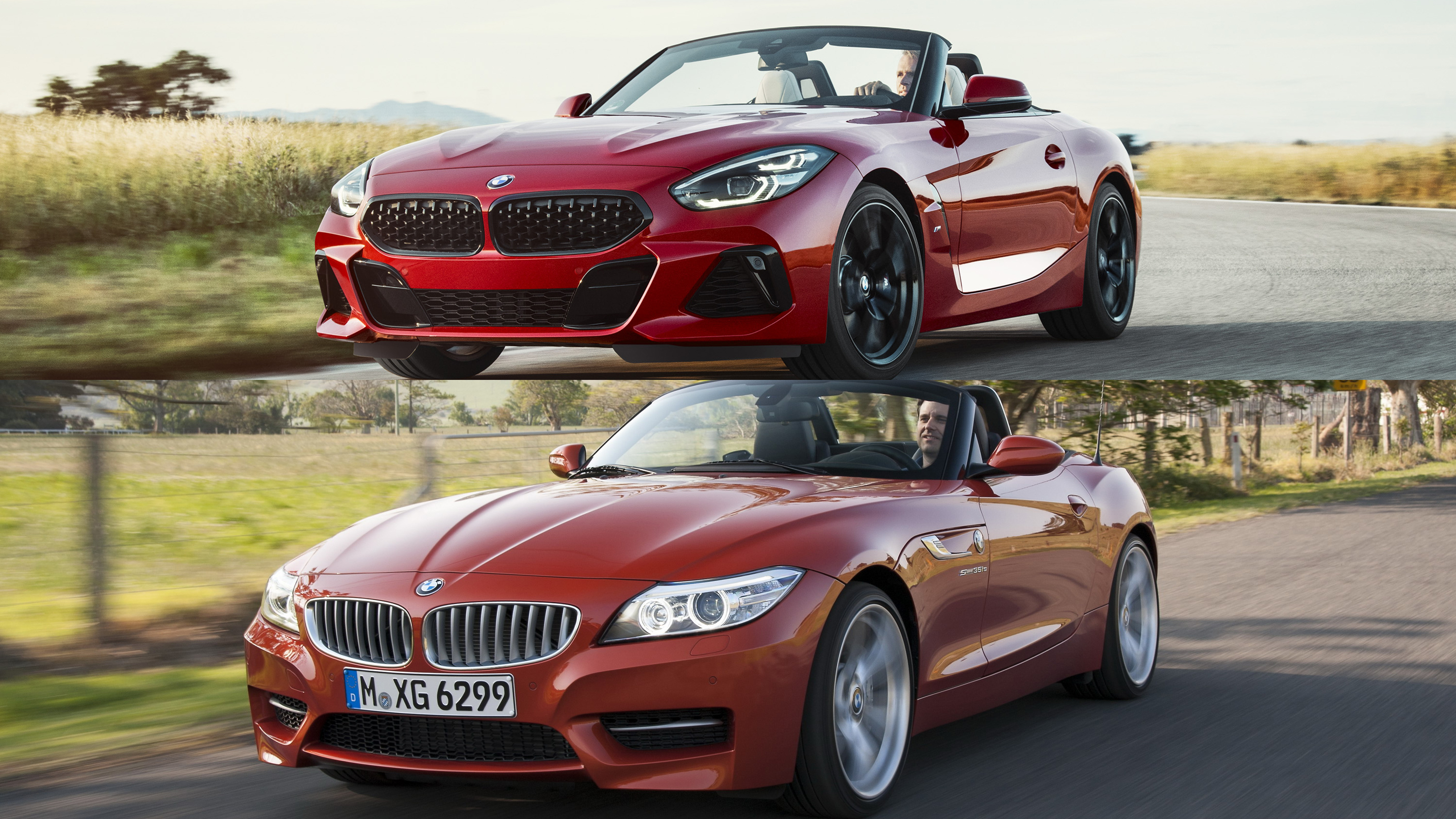 2020 Bmw Z4 Vs 2017 Bmw Z4 Top Speed