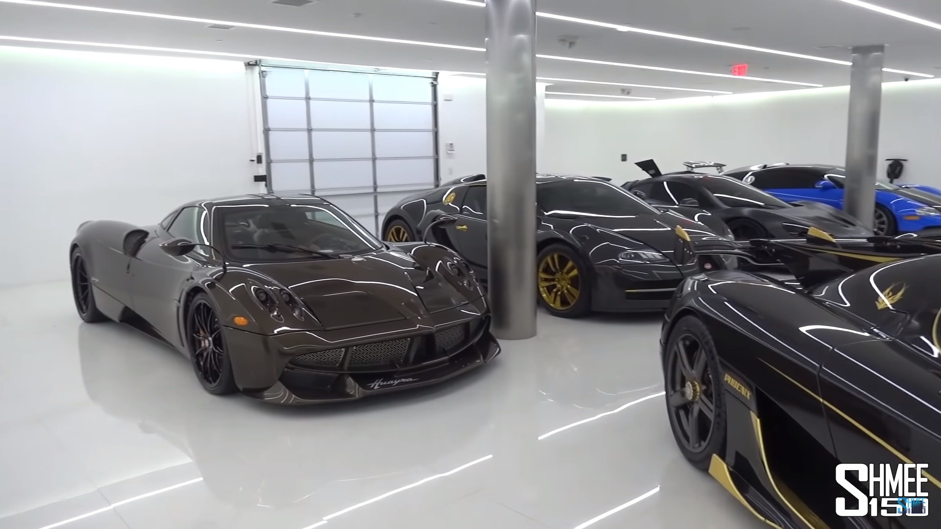 Iranian real estate tycoon has one of the sickest car for Garage sees automobile