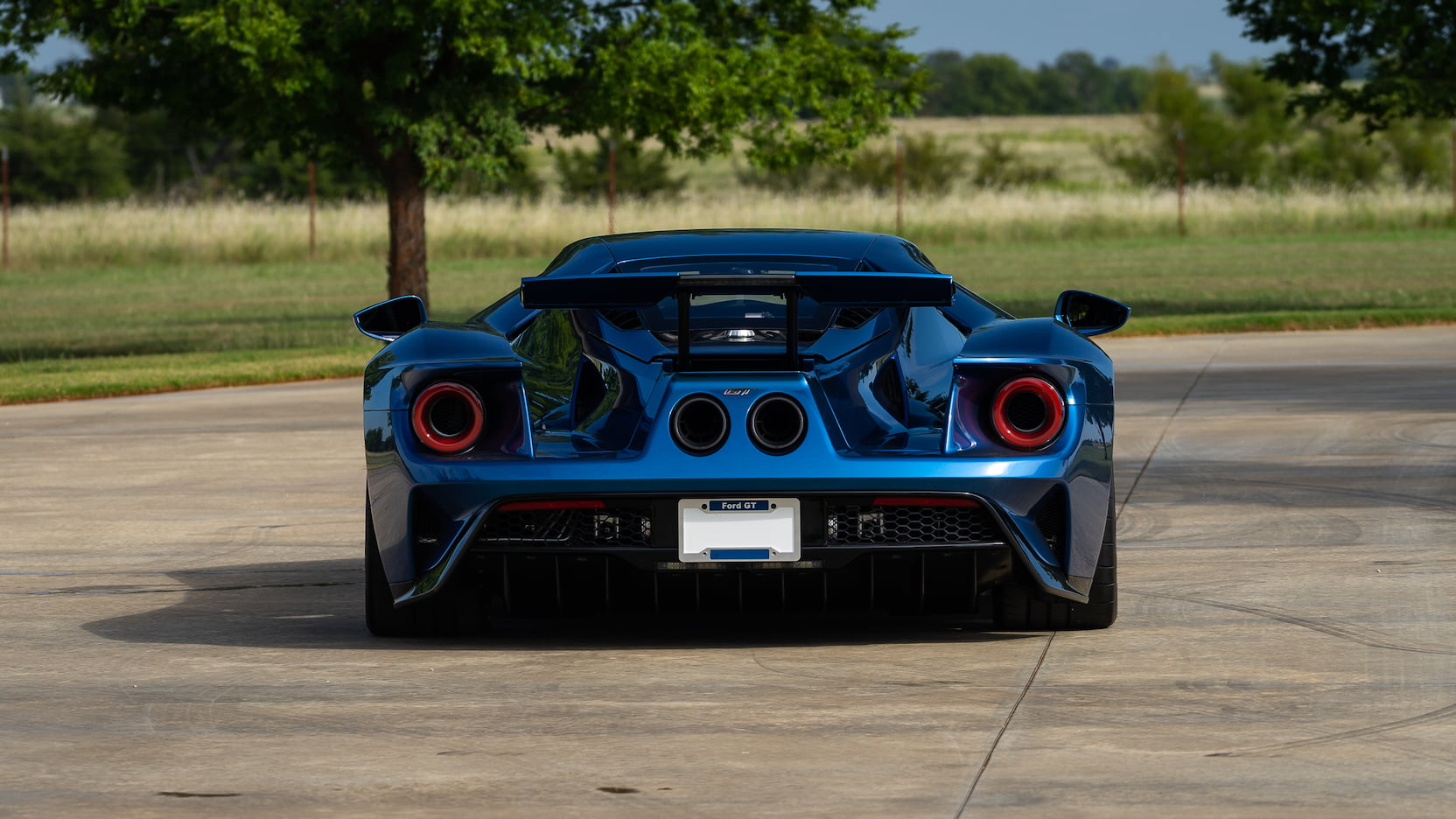 John Cenas  Ford Gt Is Getting Passed Around Like A Dirty Diaper Top Speed