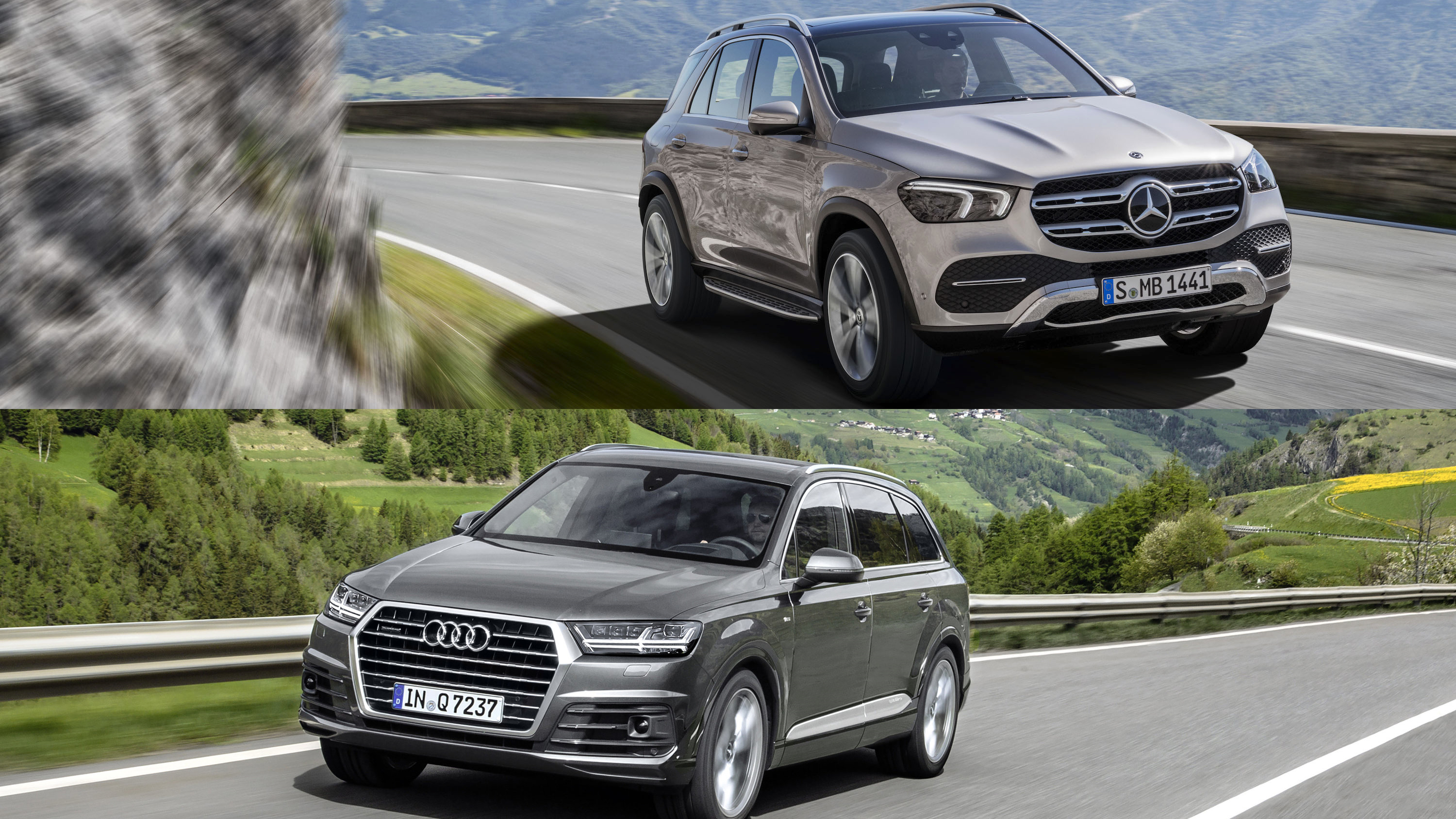 Audi Q7 Vs Mercedes Gle