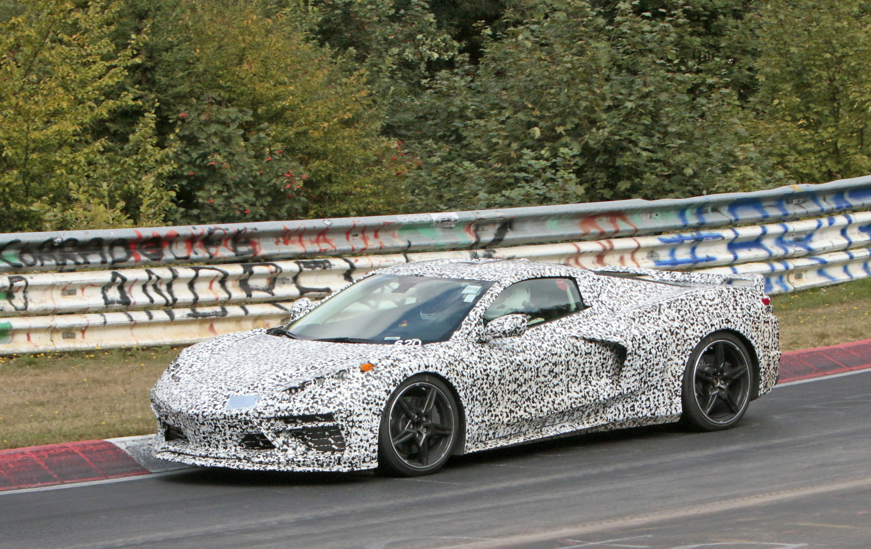 Chevy Says It S Not Bringing The 2020 C8 Corvette To The Detroit
