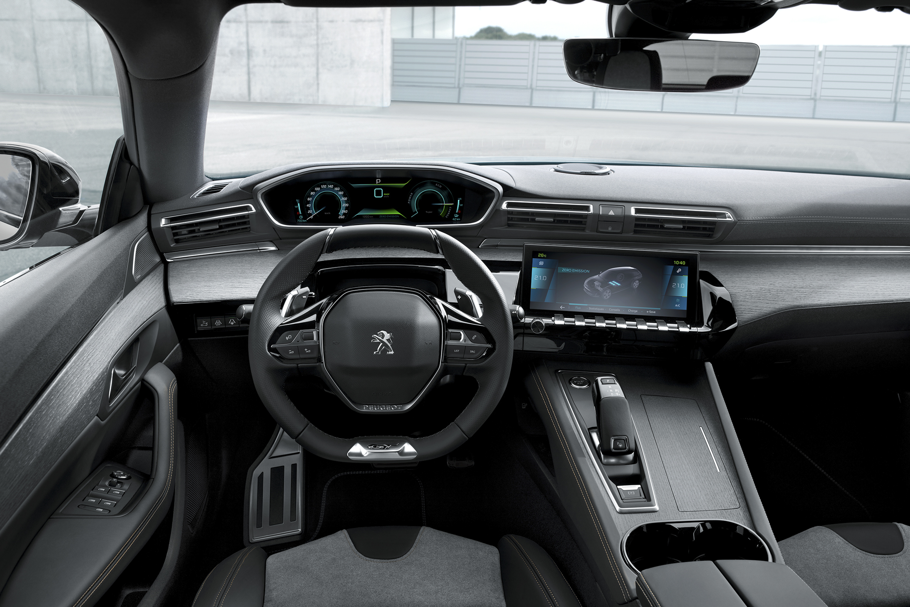Peugeot Launches A New Plug In Hybrid Engine Range For The 3008 And