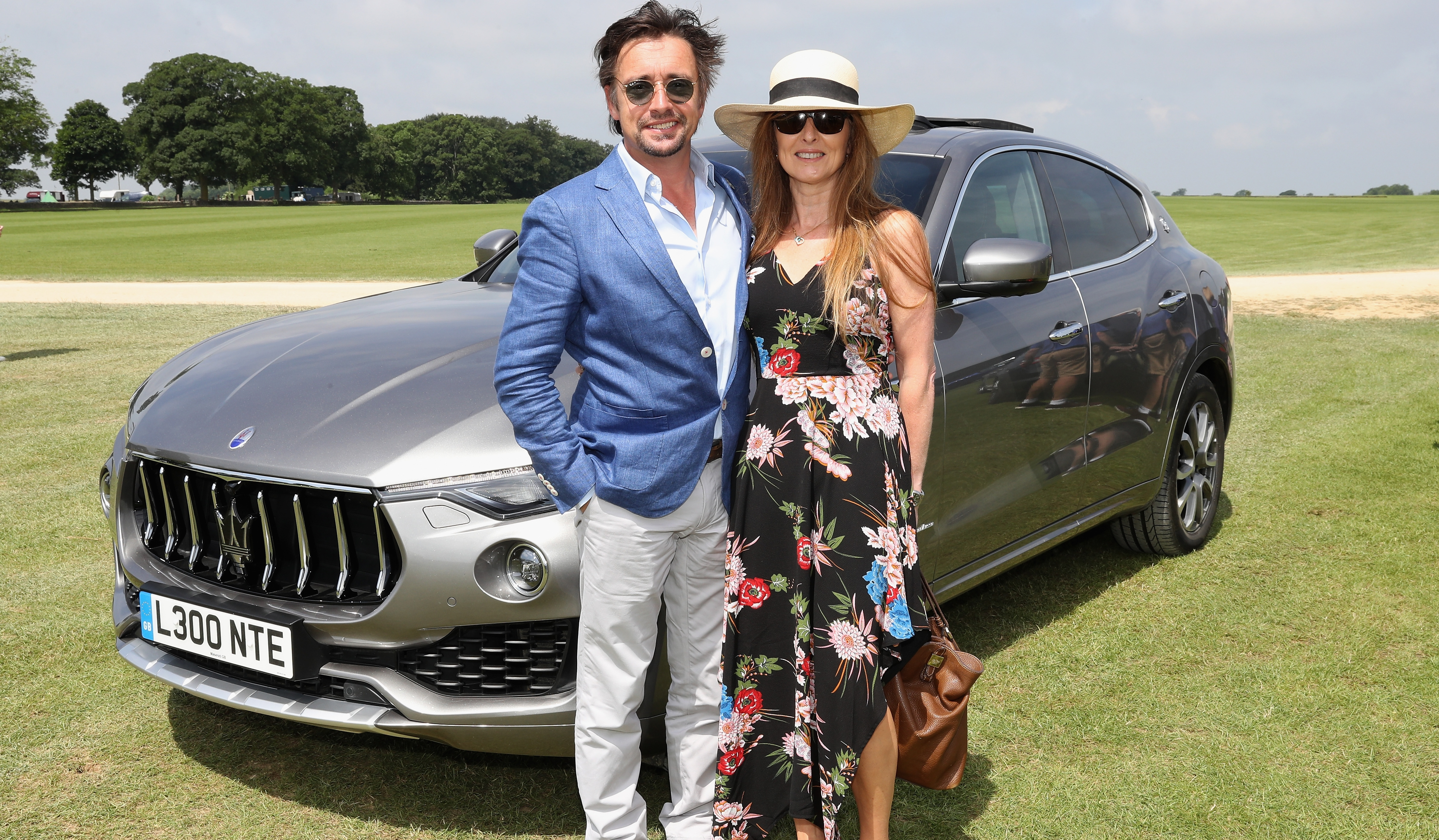 Richard Hammond Cars: Richard Hammond Supposedly Gassed And Robbed In Saint