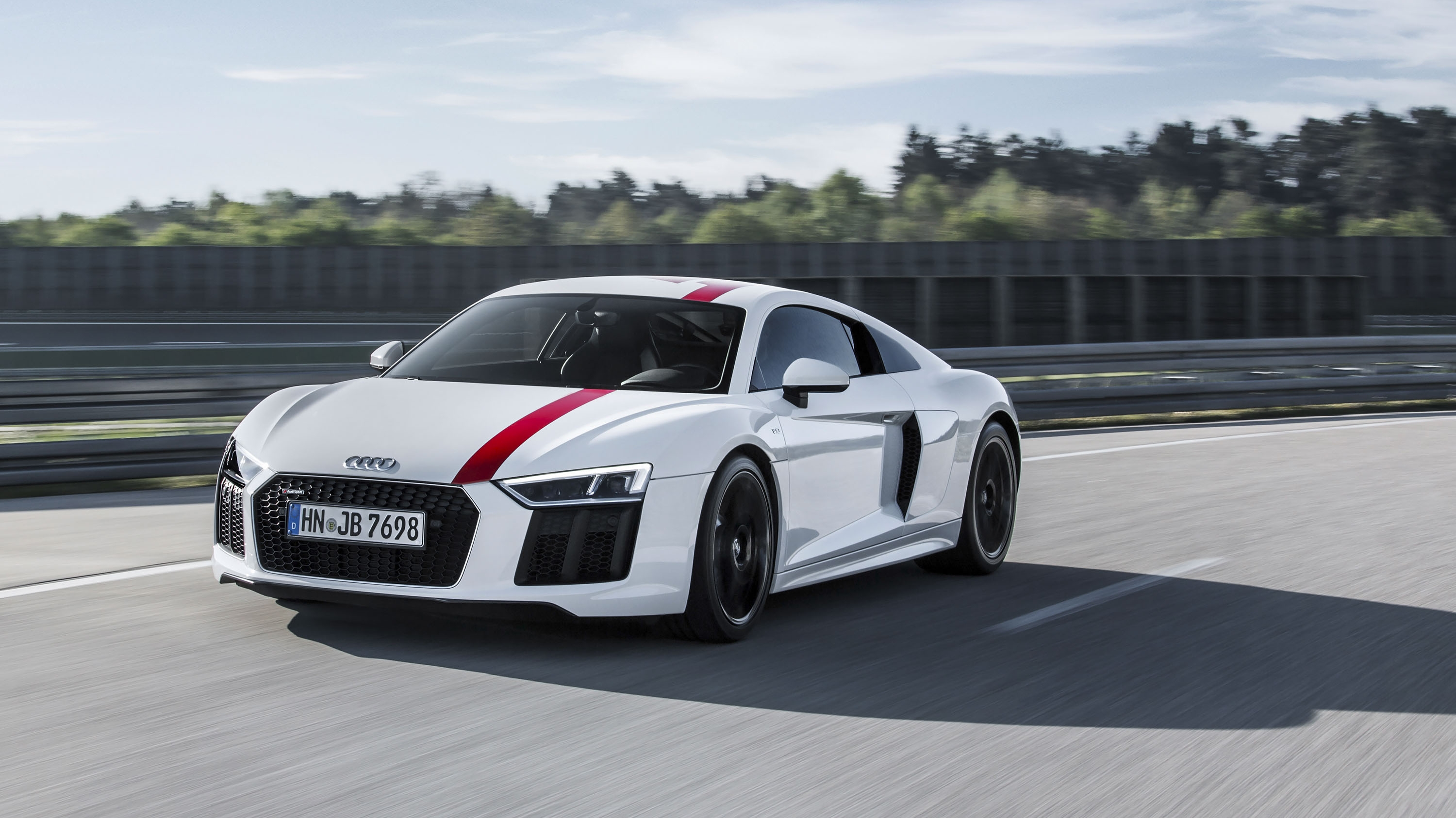 The Audi R Facelift May Bring Back The RearWheel Drive RWS - R8 audi
