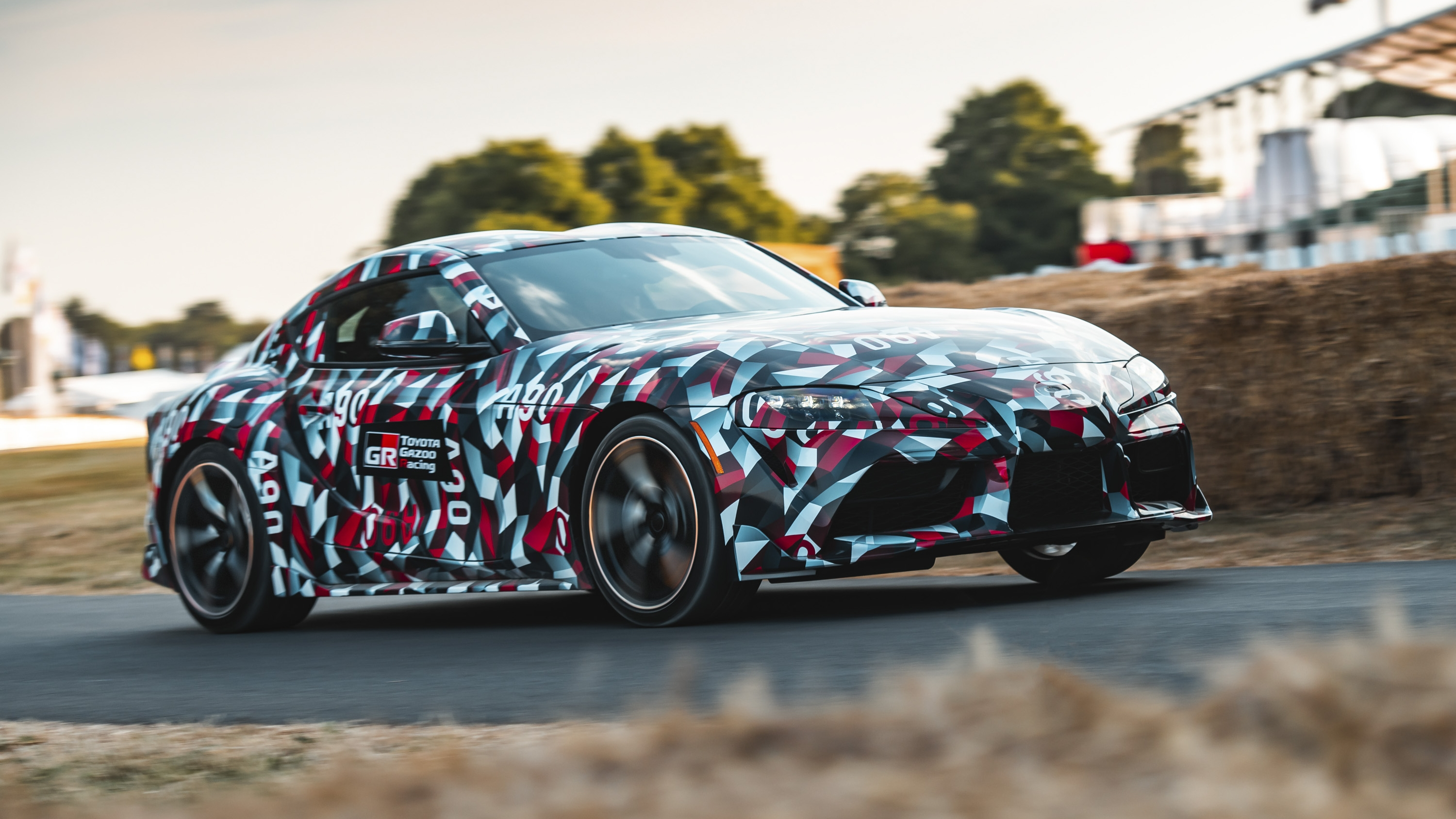 The Toyota Supra Was Almost Mid Engined Top Speed