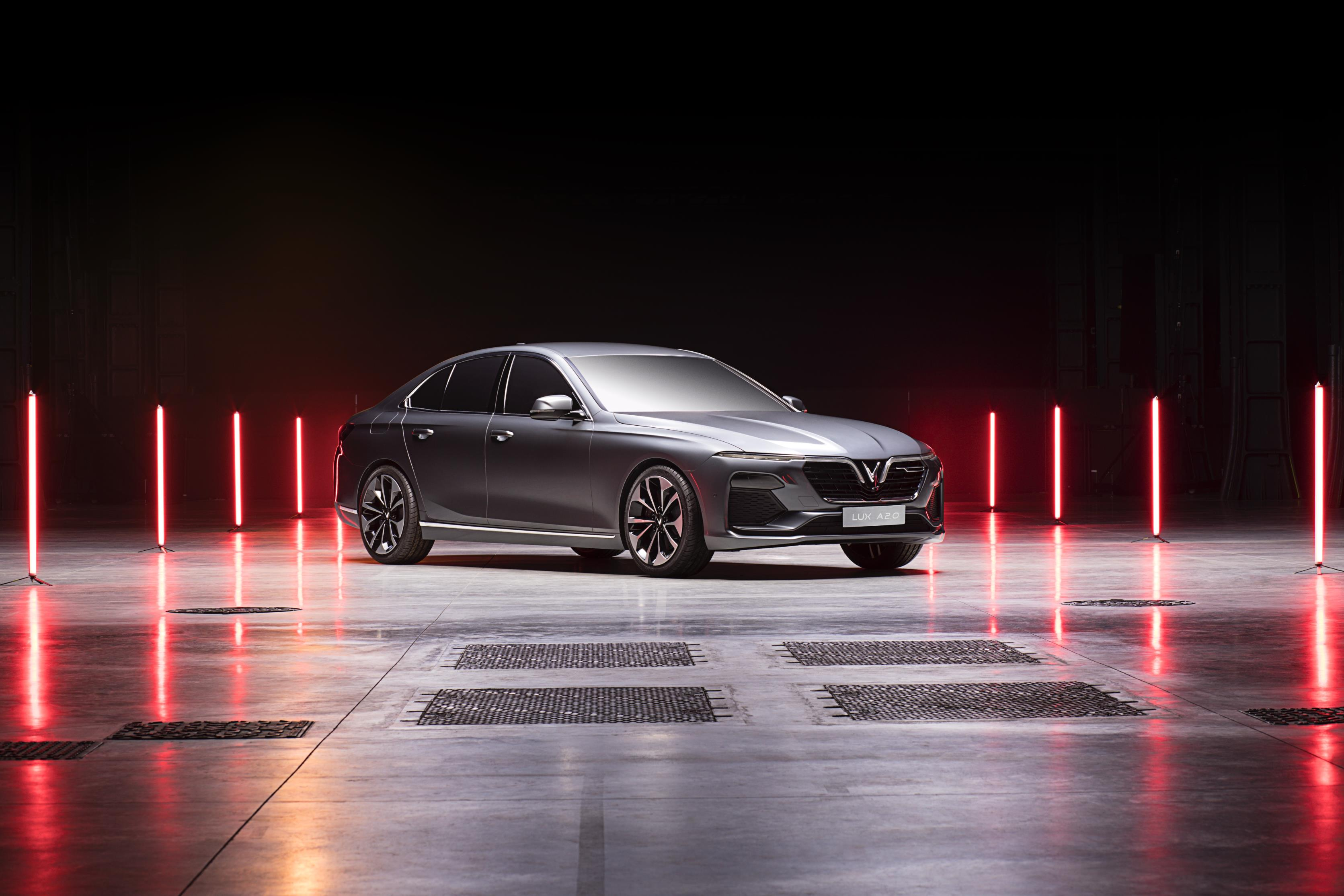 VinFast Shows Off BMW-Based Sedan And SUV In Paris Pictures, Photos, Wallpapers. | Top Speed