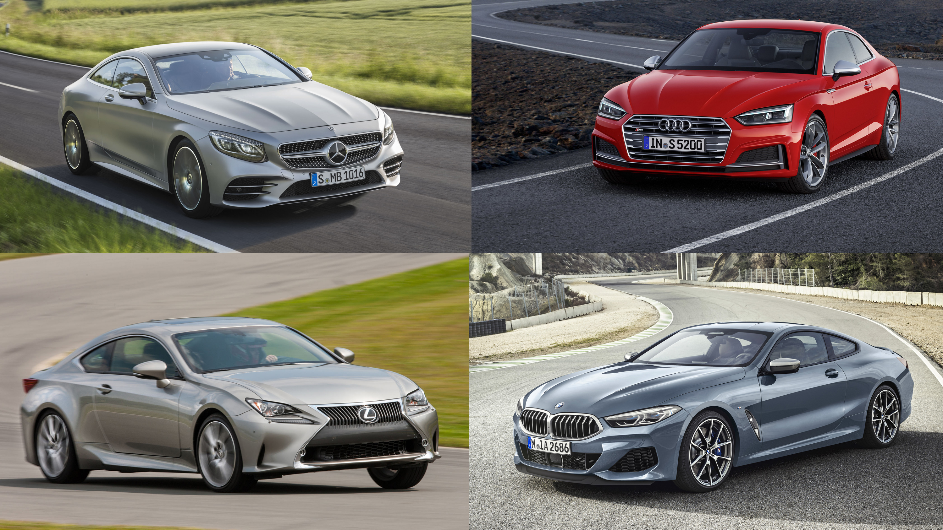 10 Fun Coupes With Enough Space For Your Golf Clubs Top Speed