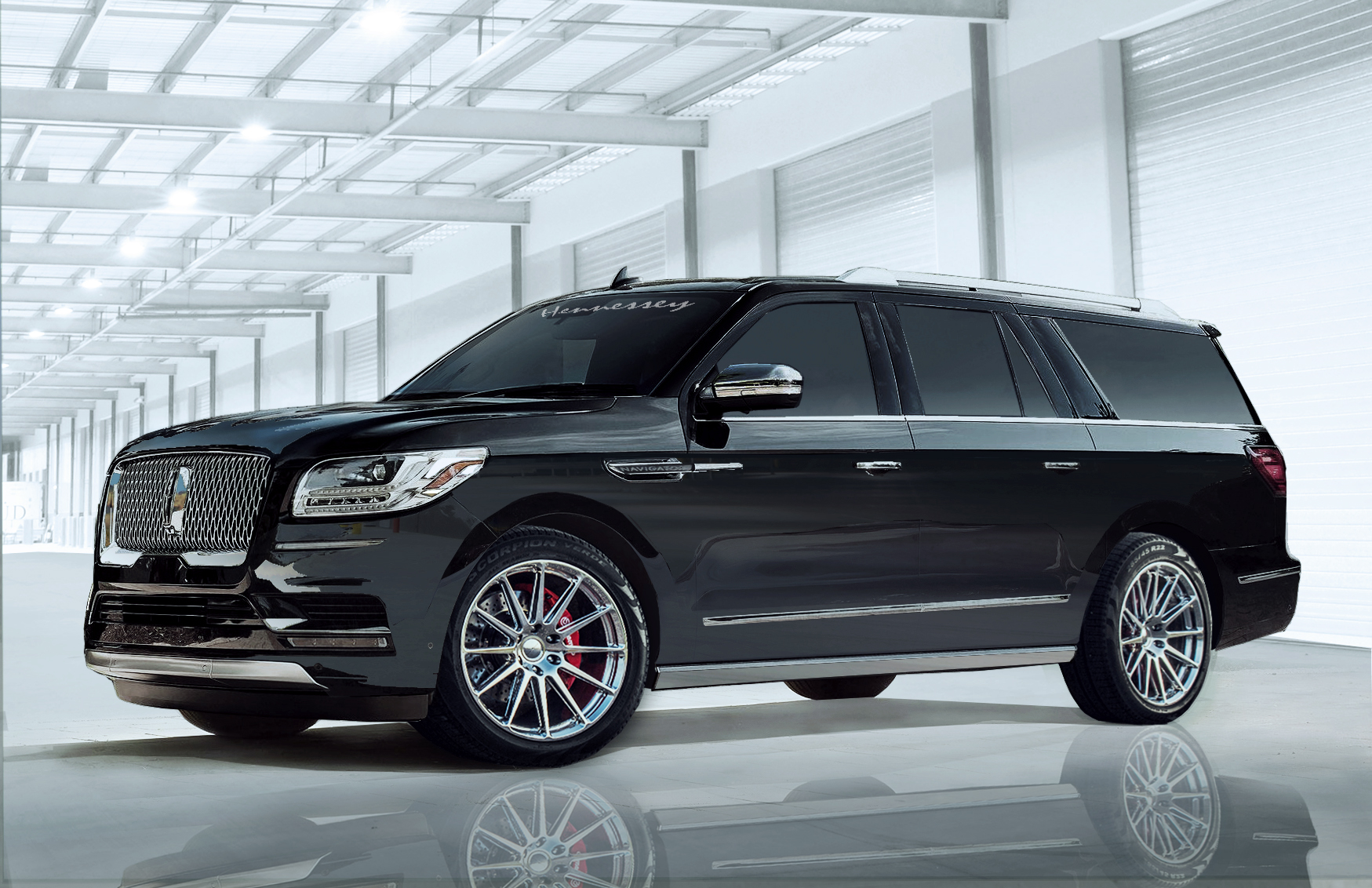2018 Hennessey Lincoln Navigator Pictures Photos Wallpapers Top