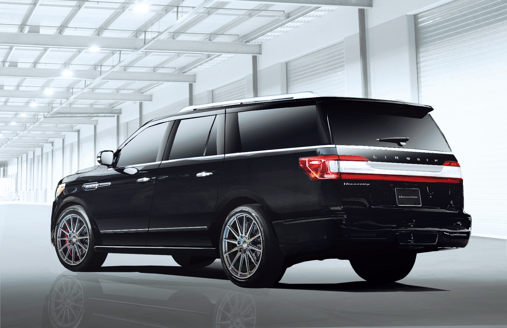 2018 Hennessey Lincoln Navigator Top Speed