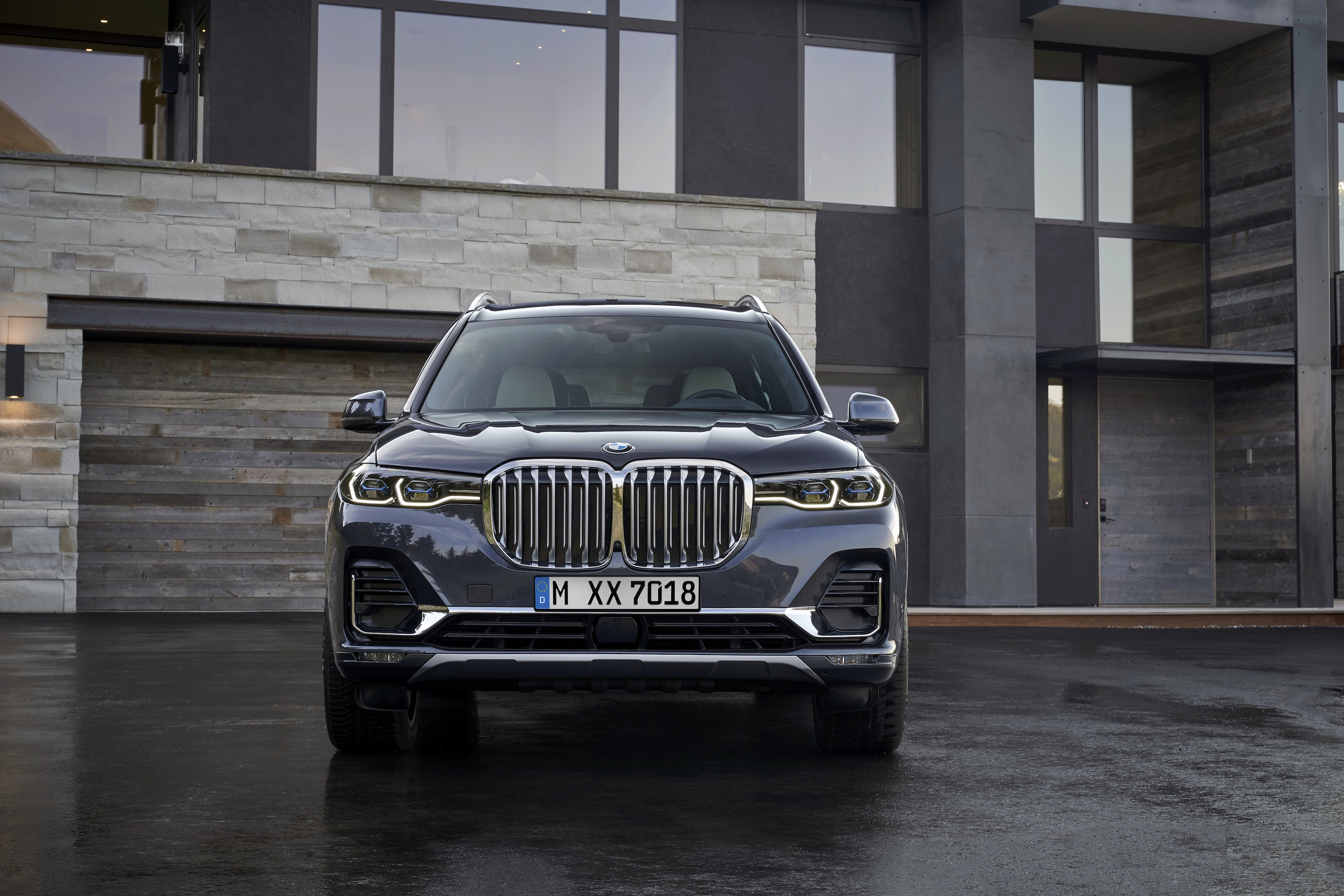 2019 BMW X7 Unveiled | Top Speed
