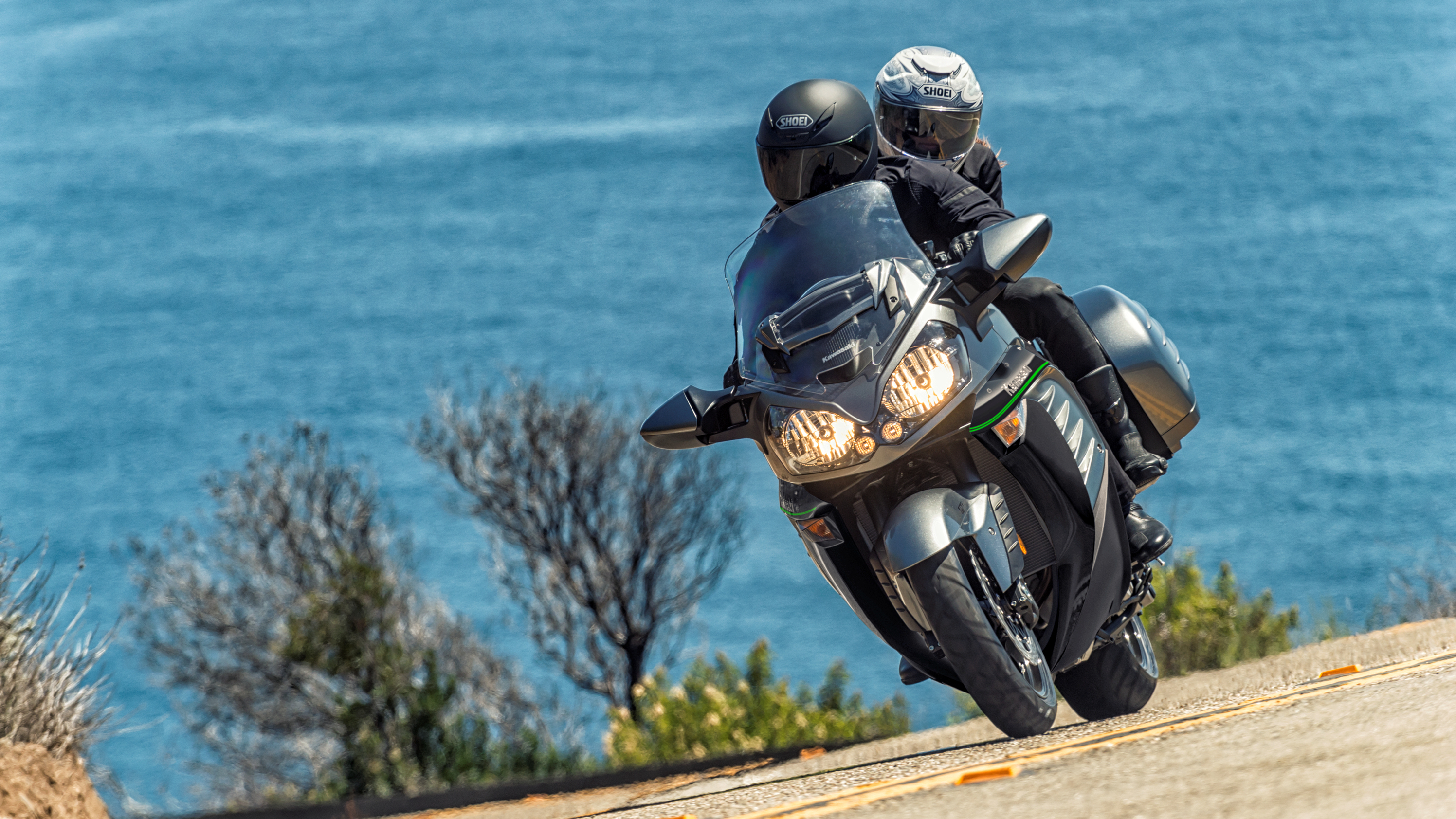 Kawasaki Concours Reviews Specs Prices Photos And Videos Top Speed Z1000 Lighting System Circuit
