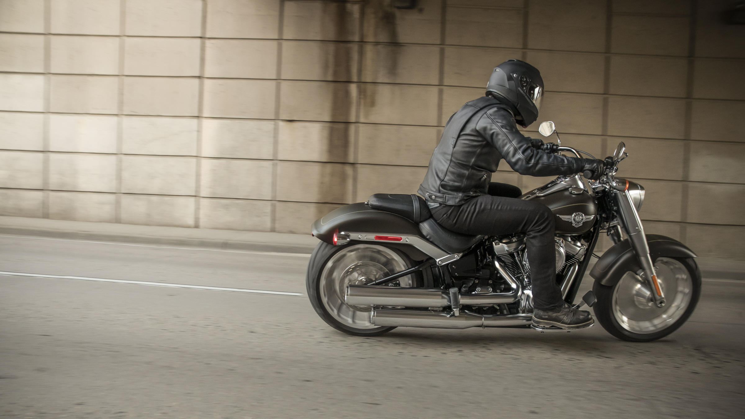 2018 - 2019 Harley-Davidson Fat Boy | Top Speed