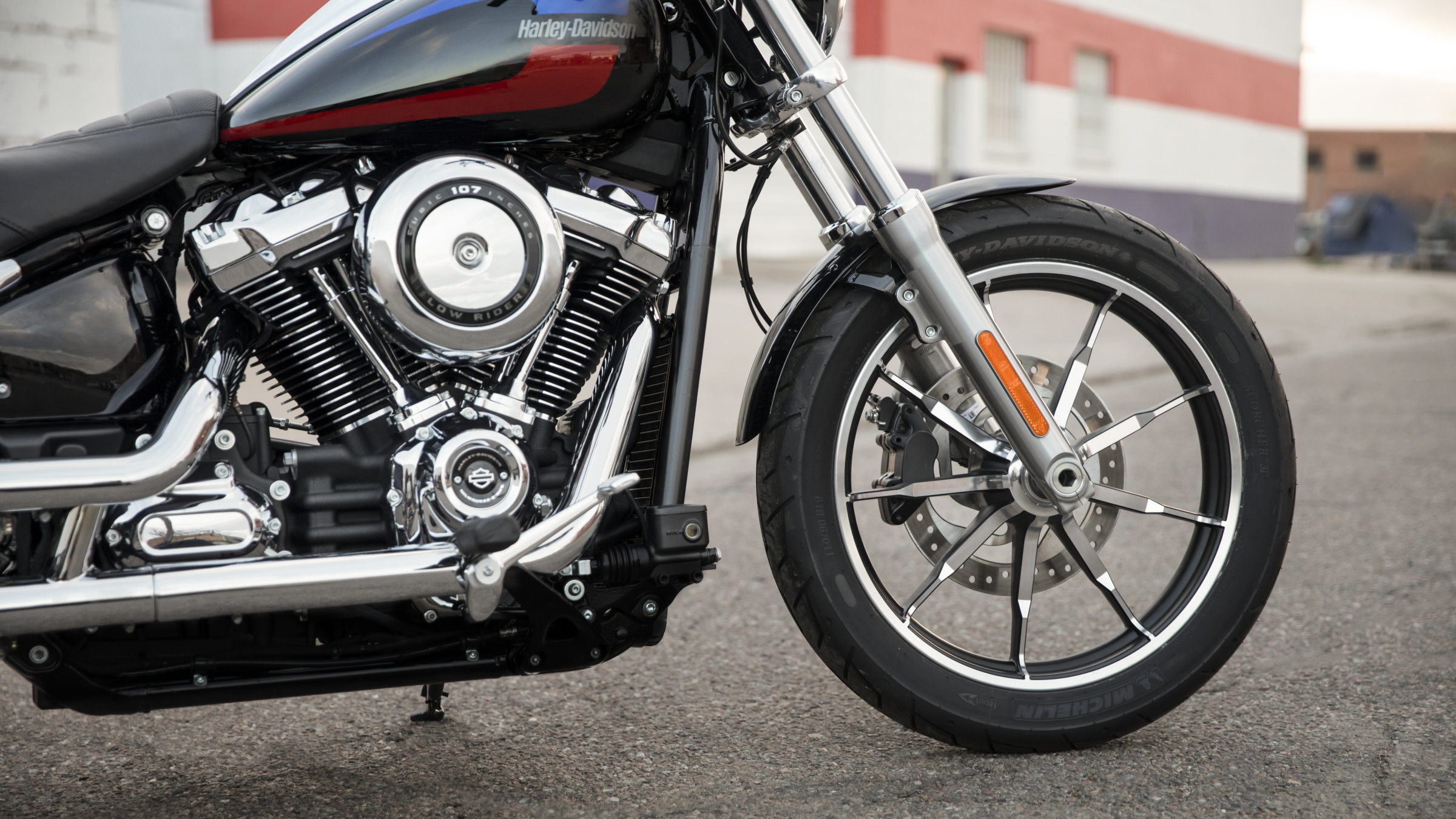 2018 - 2019 Harley-Davidson Low Rider | Top Speed