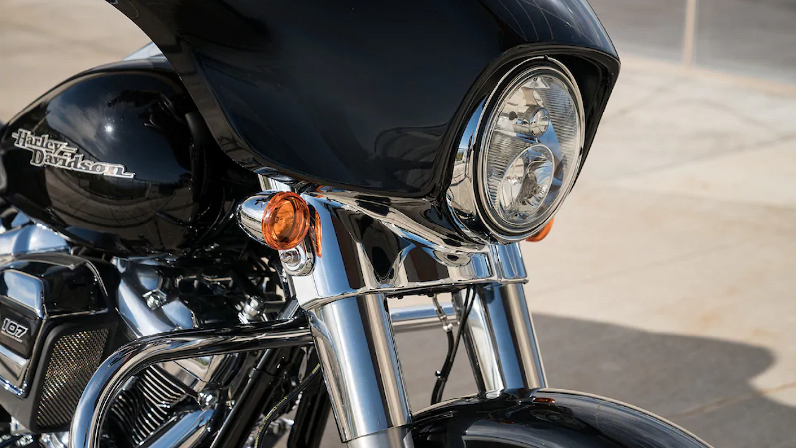 2018 - 2019 Harley-Davidson Street Glide | Top Speed