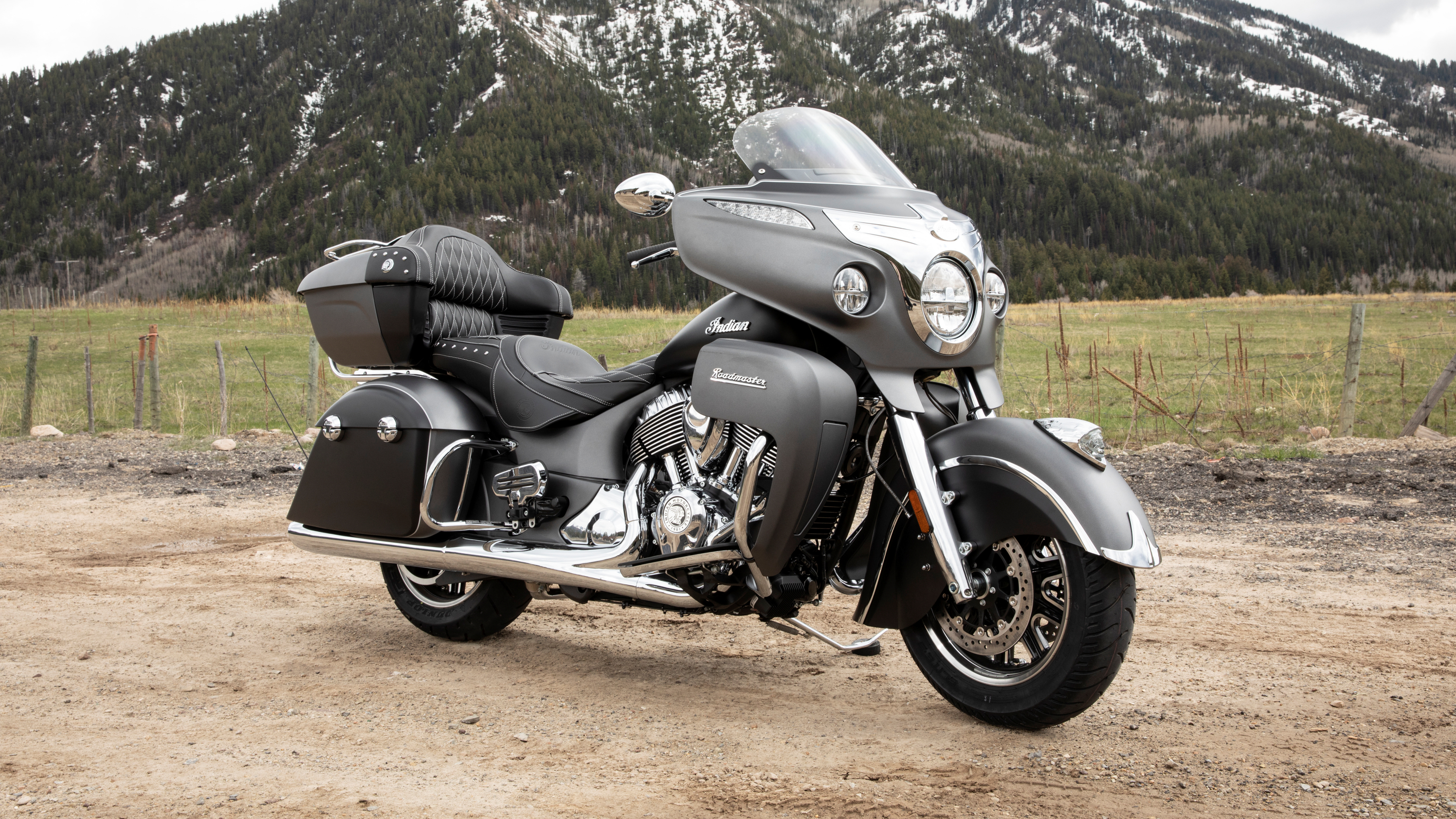 2018 Indian Roadmaster Pictures, Photos, Wallpapers