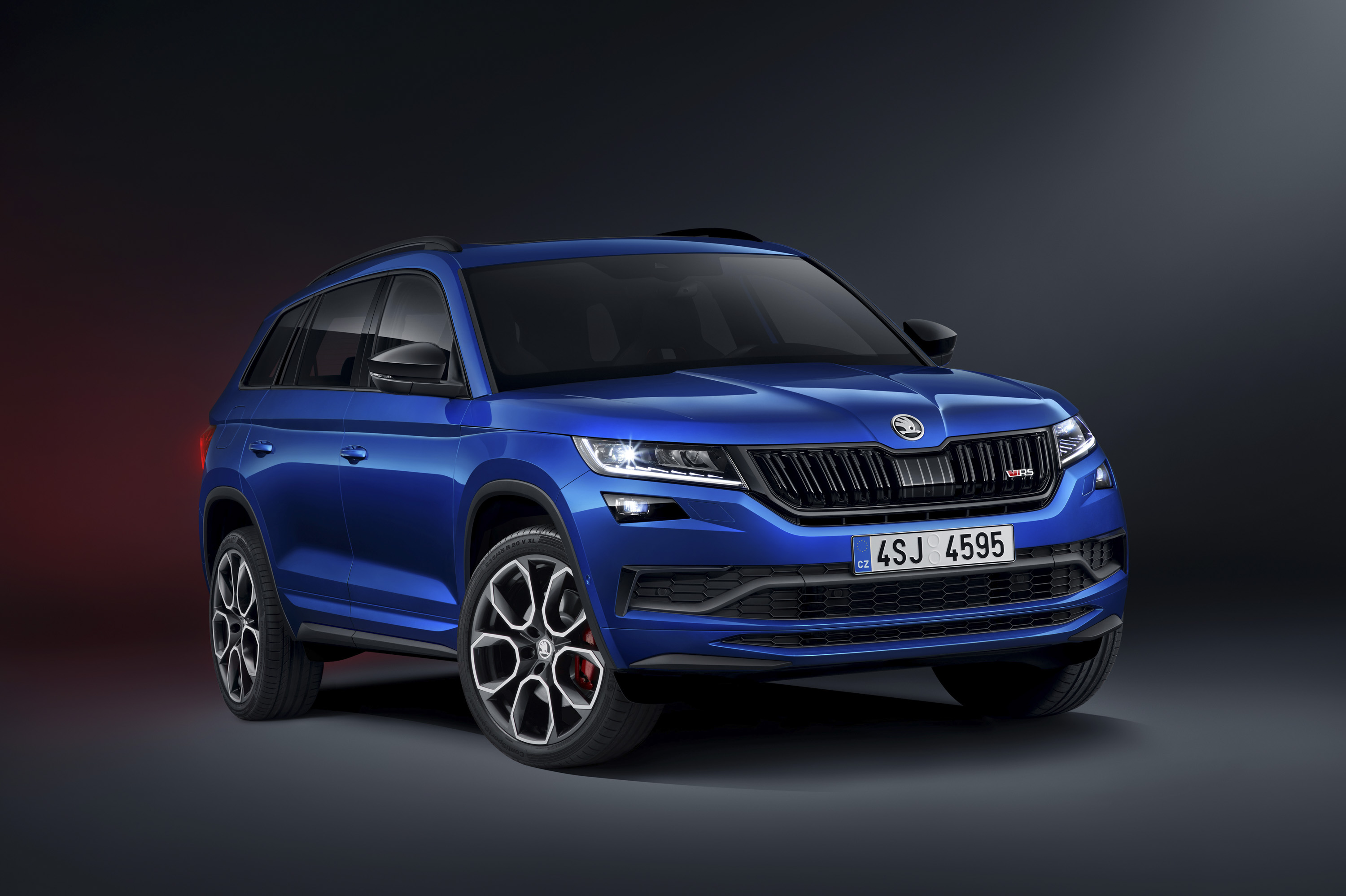 2019 Skoda Kodiaq RS Pictures, Photos, Wallpapers. | Top Speed