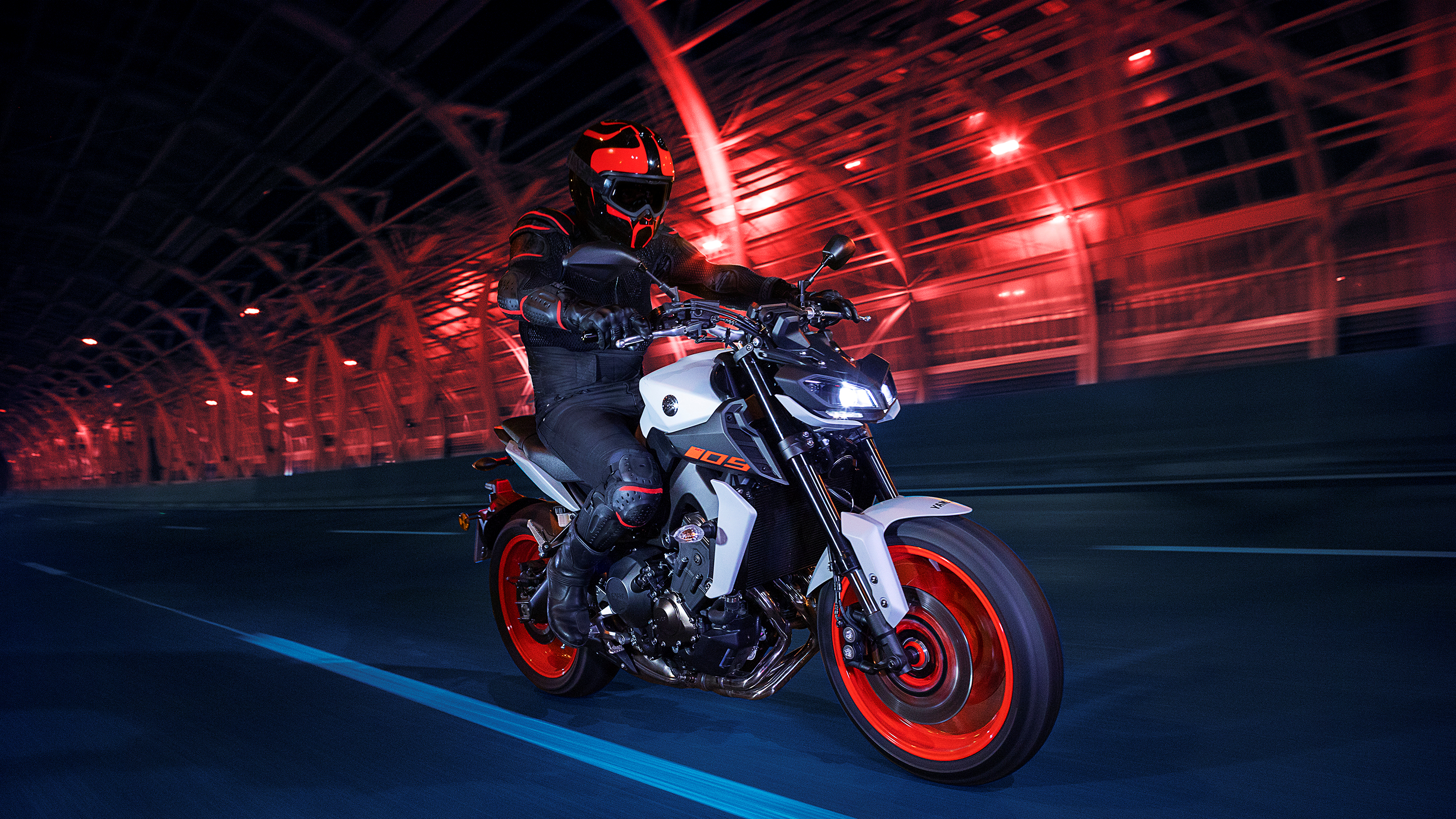2018 - 2019 Yamaha MT-09 | Top Speed