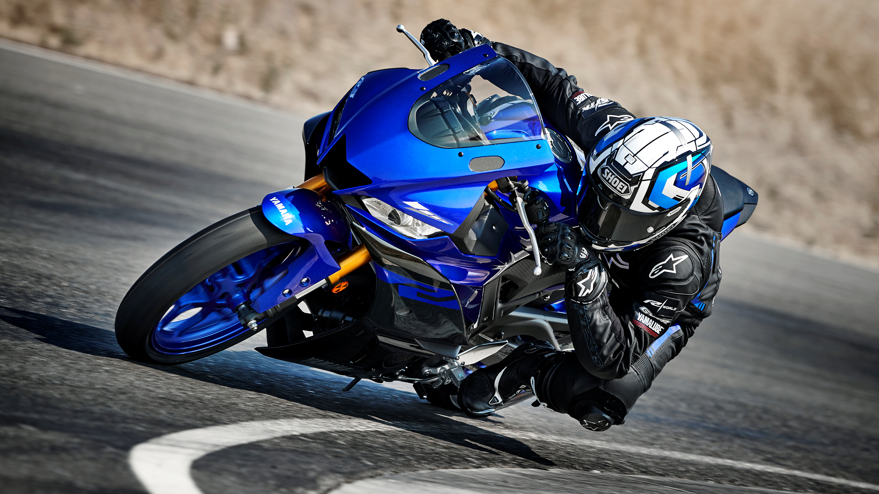 2019 Yamaha YZF-R3 Pictures, Photos, Wallpapers.
