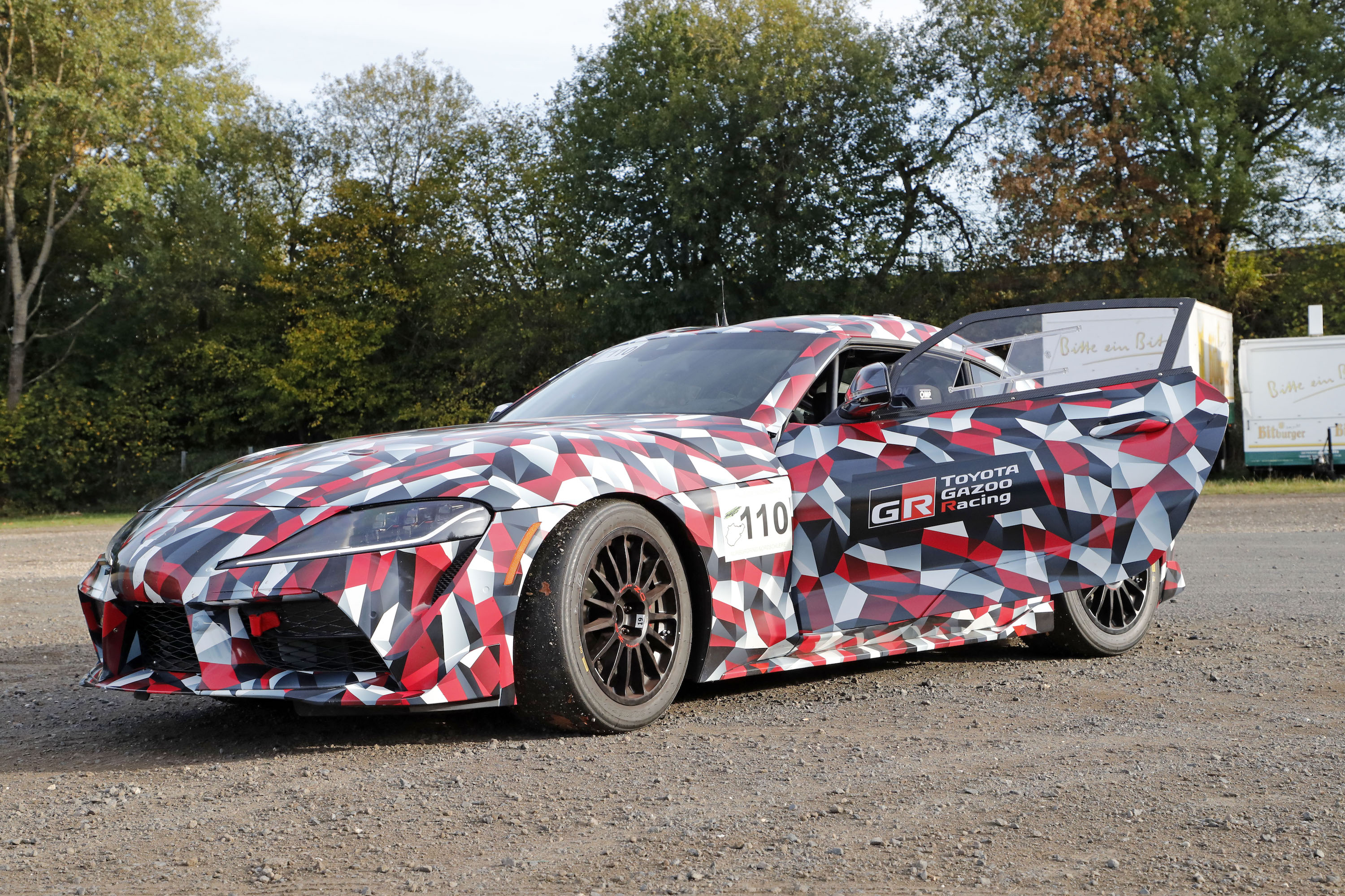 2020 Toyota Supra A90 Images Leaked - Is This It? | Top Speed