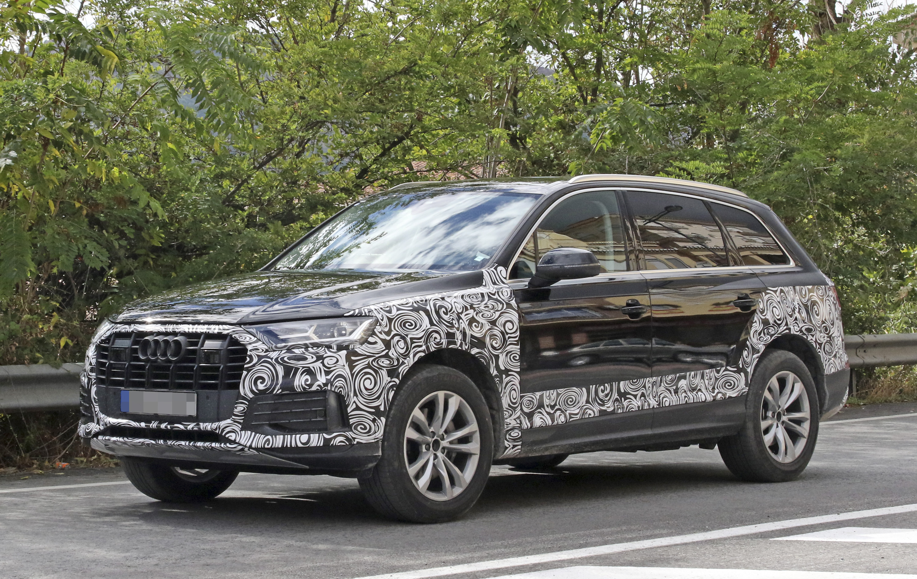 2020 Audi Q7 Top Speed