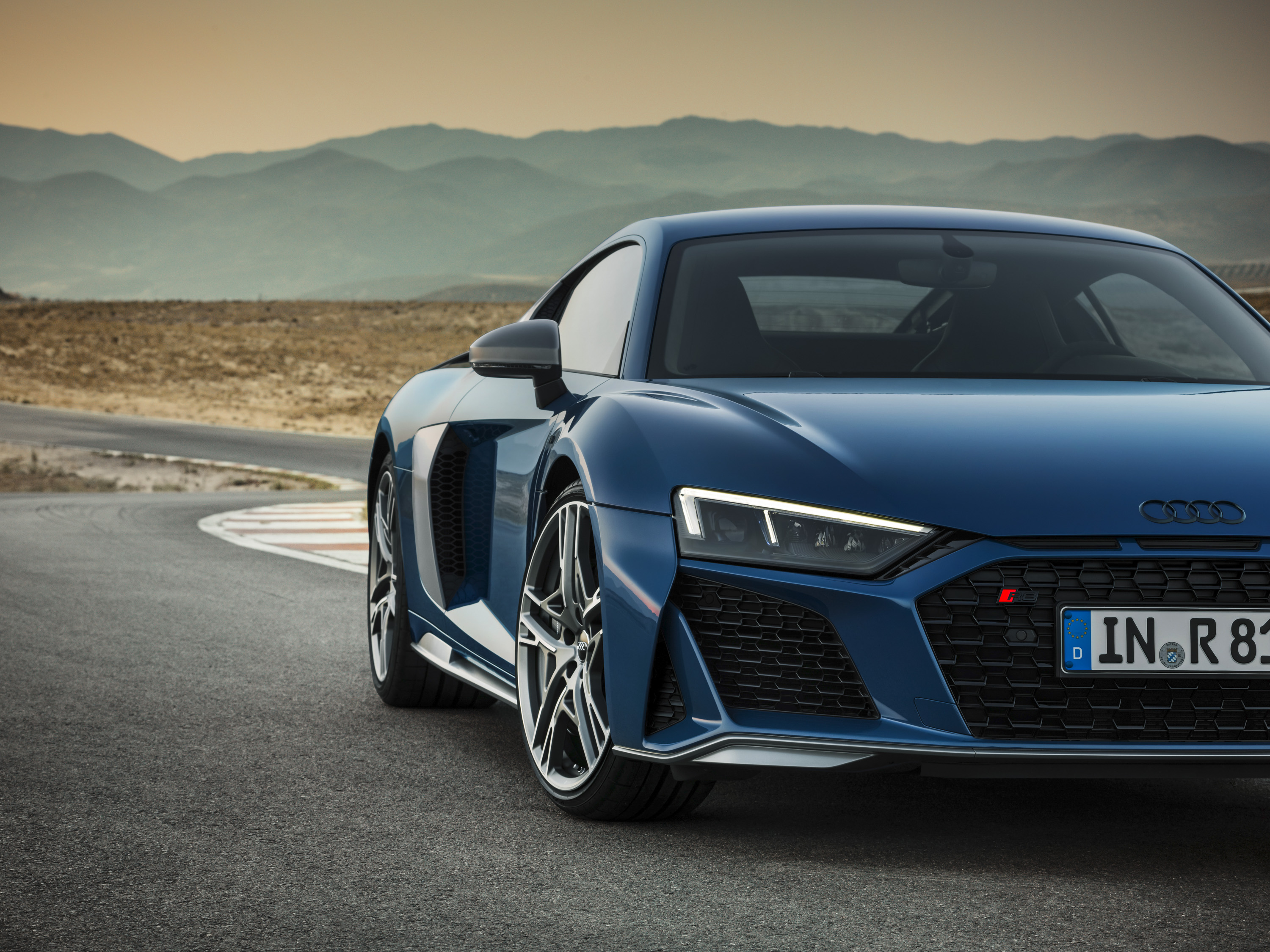 Wallpaper Of The Day 2019 Audi R8 Top Speed