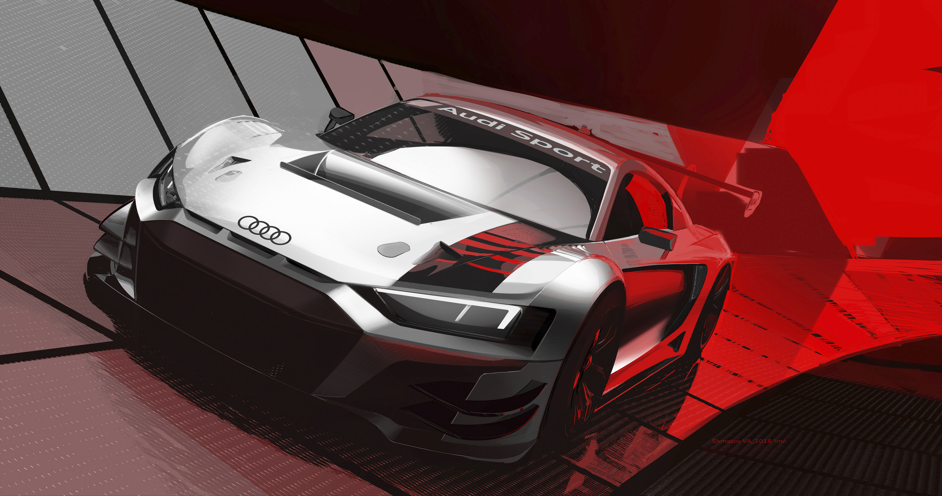 2019 Audi R8 Lms Gt3 Top Speed