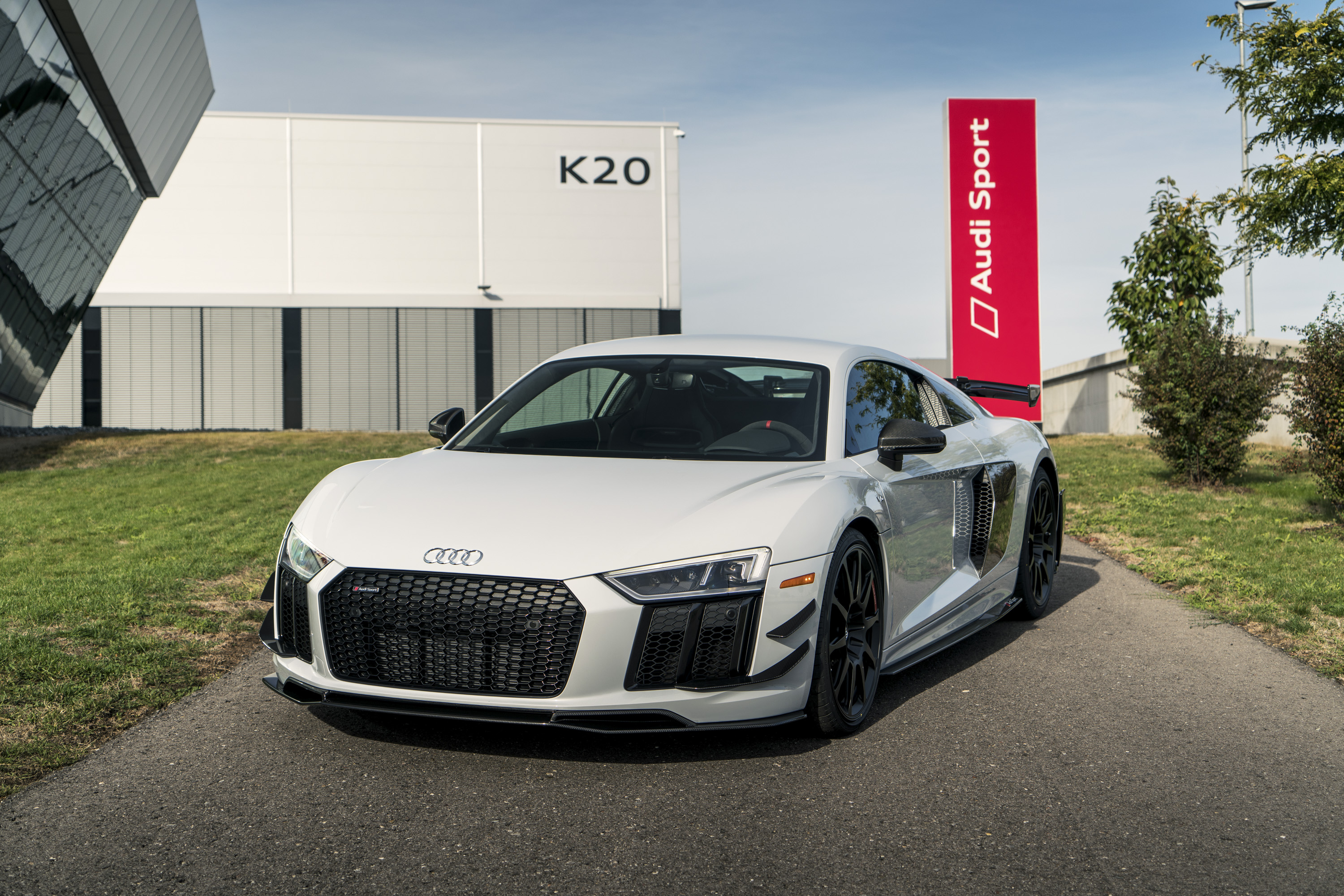 2019 Audi R8 V10 Plus Coupe Competition Package Top Speed