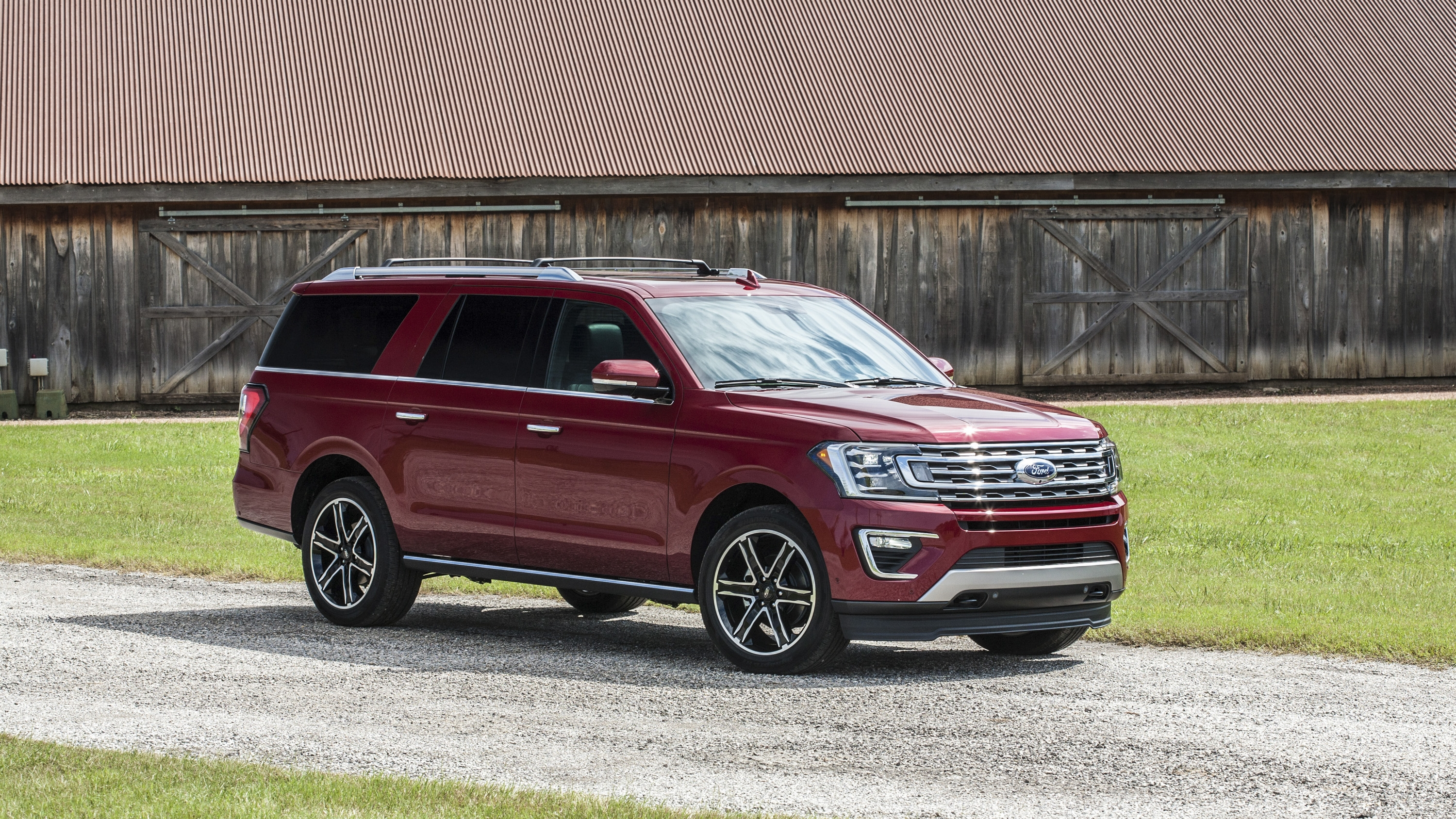 2018 Ford Expedition Texas Edition | Top Speed