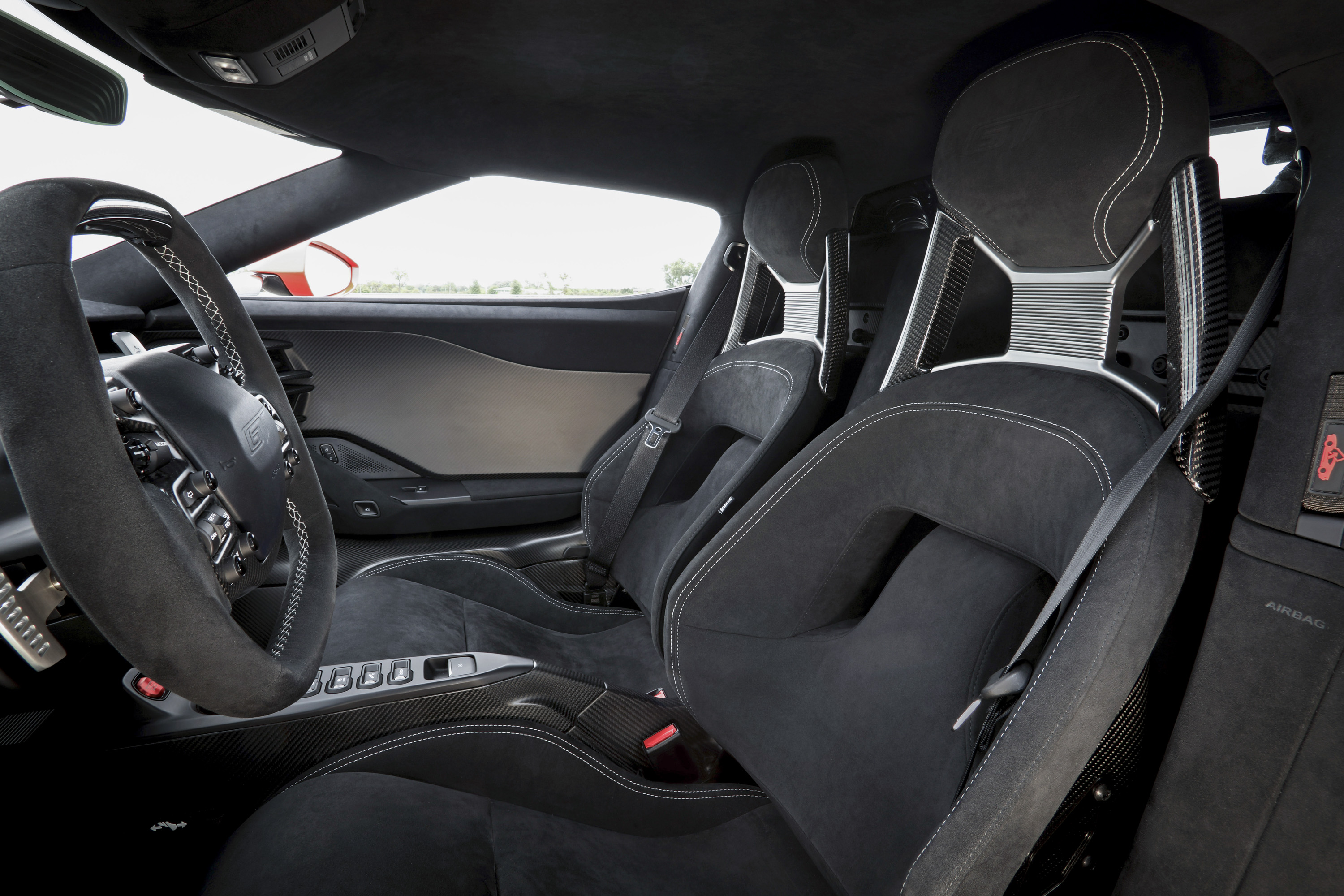 Ford Gt Carbon Series Top Speed