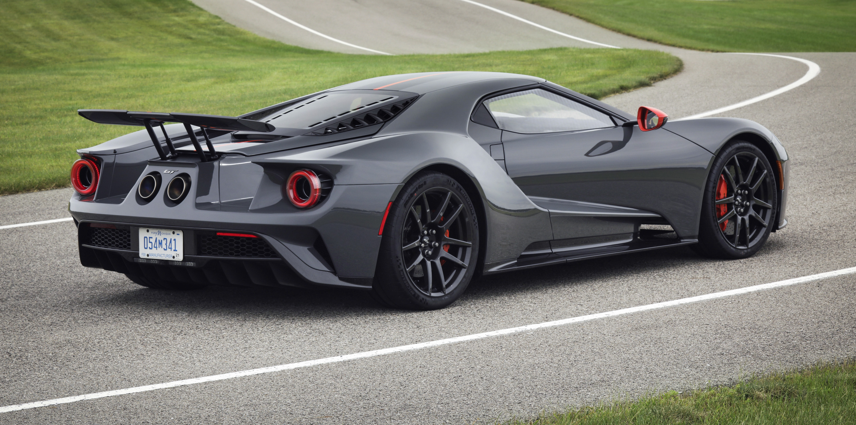 2017 Ford GT Review - Top Speed