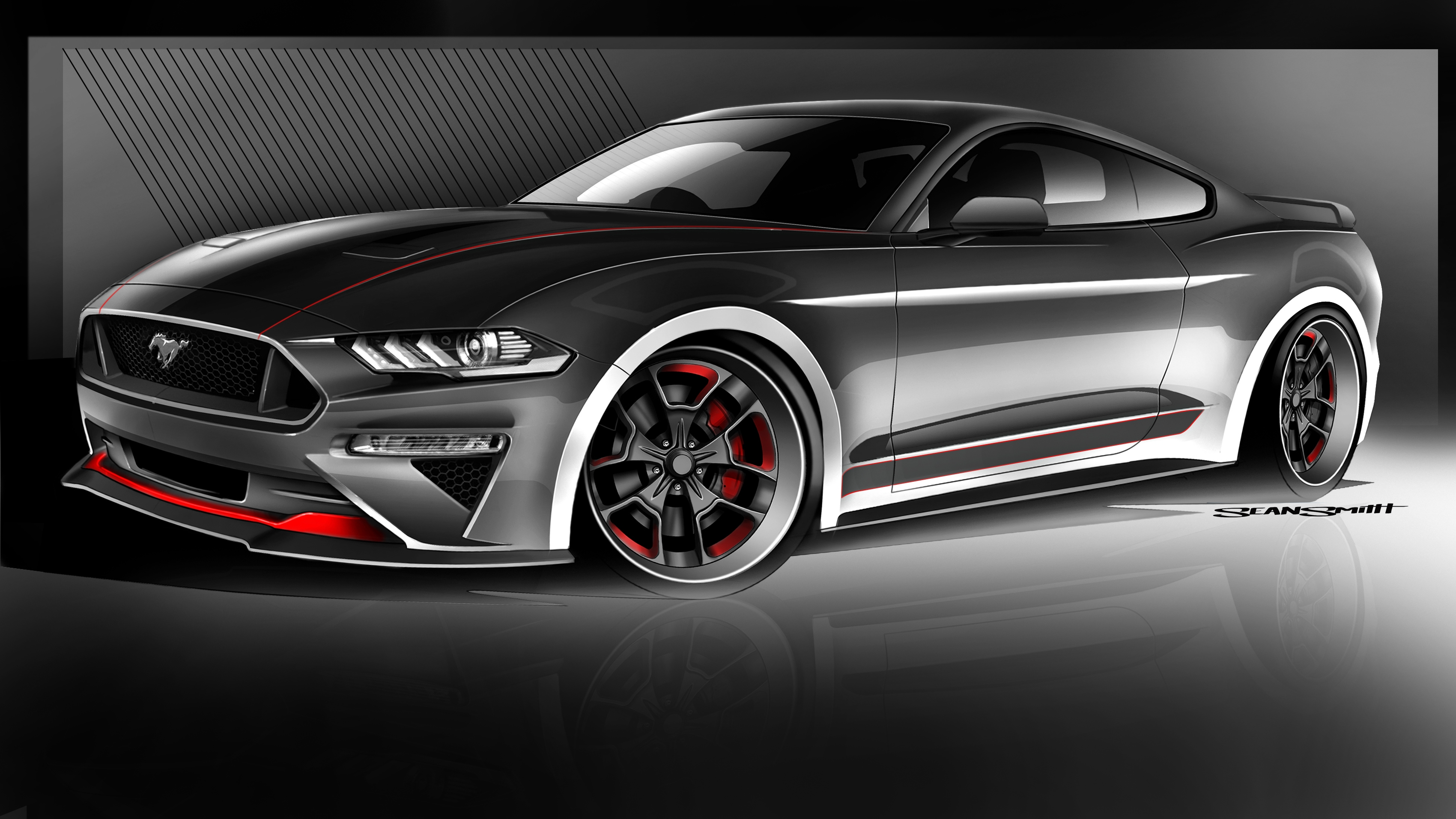 2018 ford mustang gt by cgs motorsports top speed