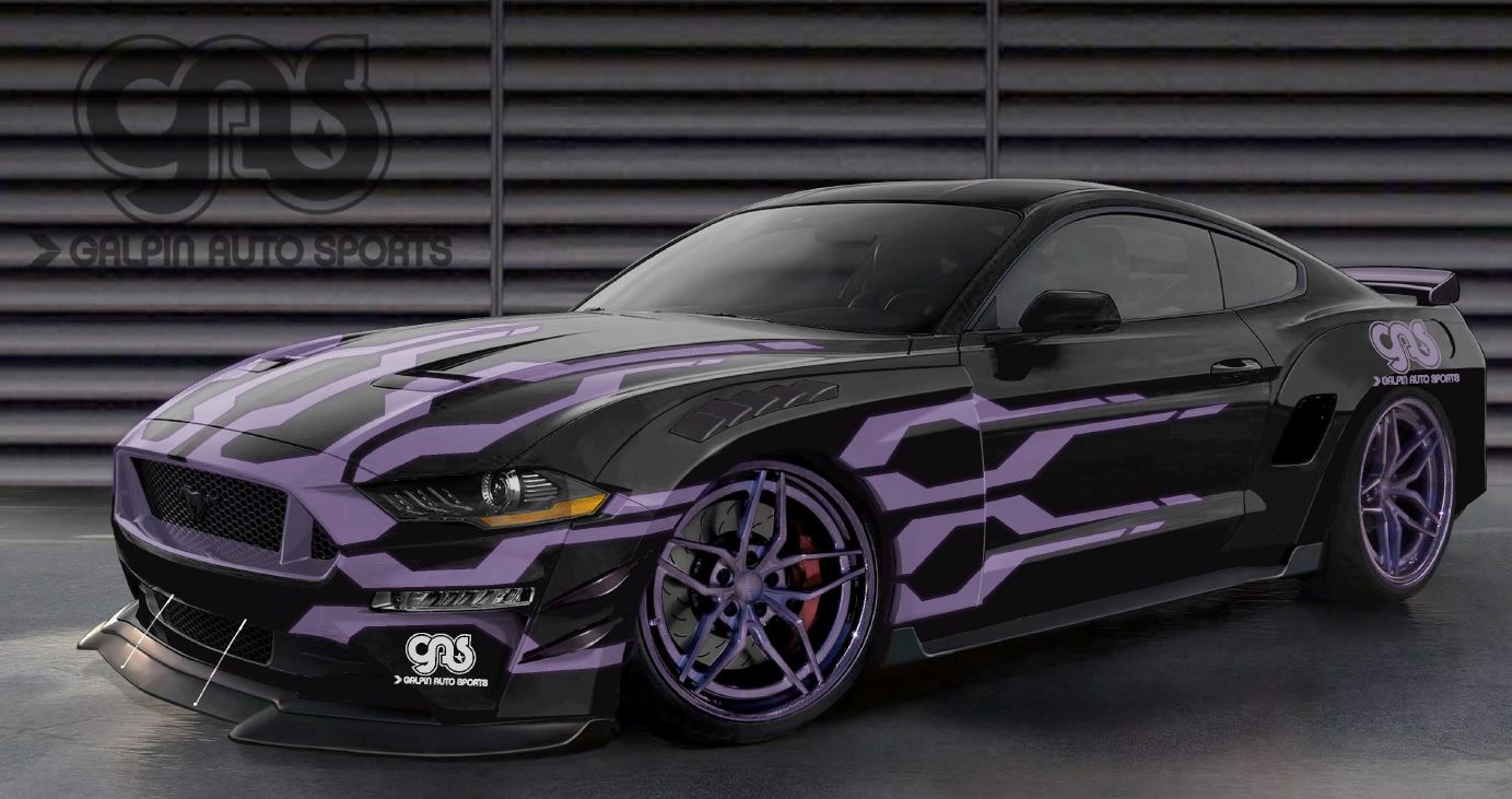 2018 Ford Mustang GT By Galpin Auto Sports | Top Speed. »