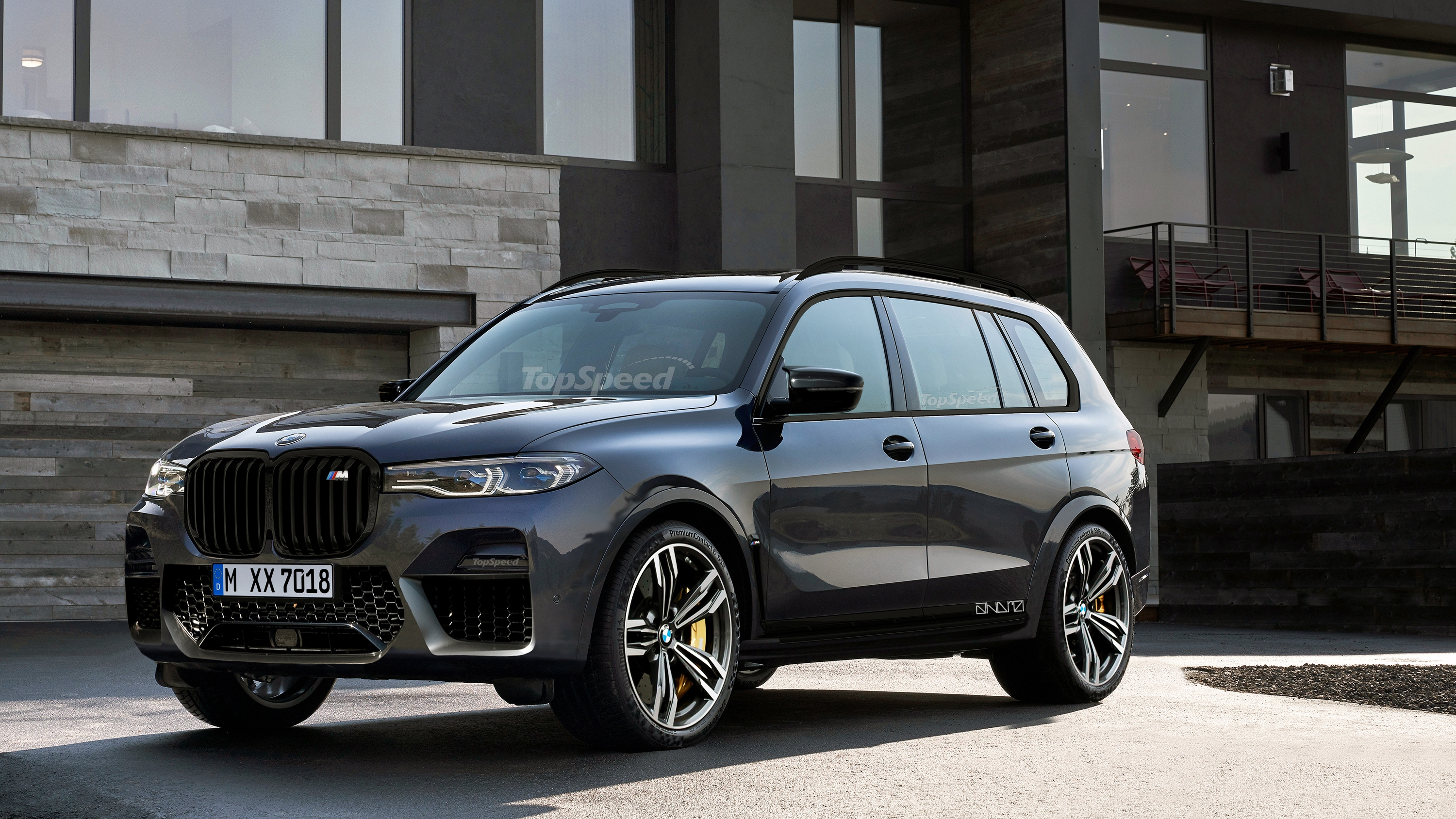 2020 Bmw X7 M Pictures Photos Wallpapers Top Speed