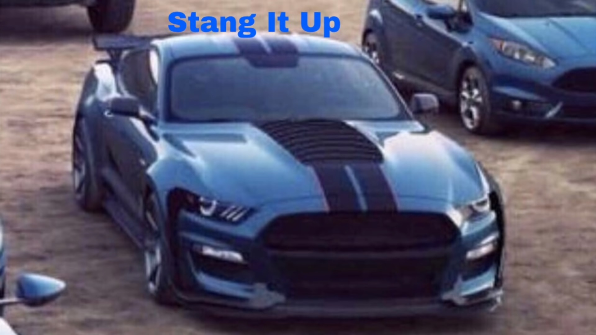 Is this really the 2020 ford mustang shelby gt500r