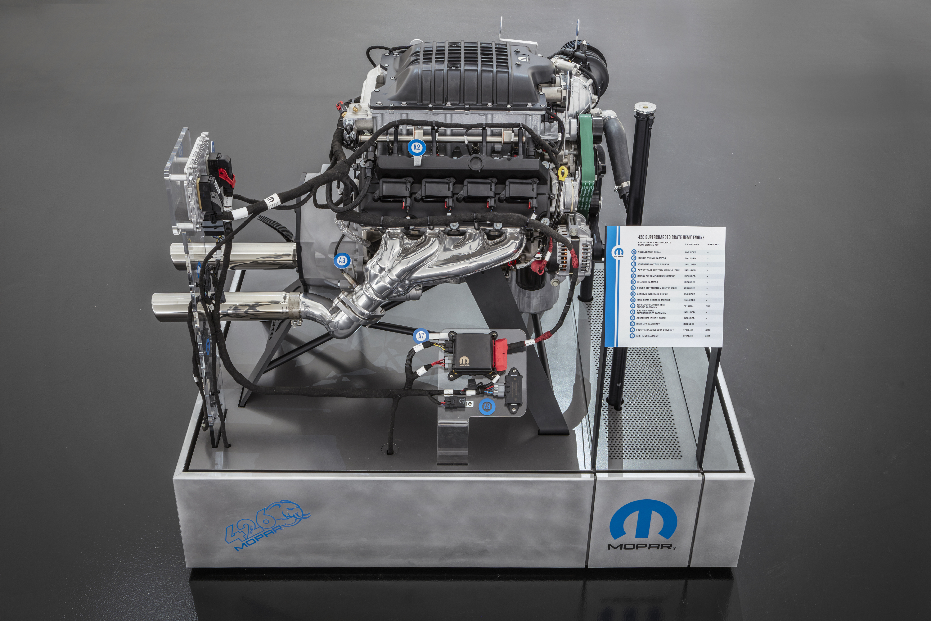 All About The Hellephant Crate Engine And Why You Should Care Top Dodge Hemi Swap Wiring Harness Speed