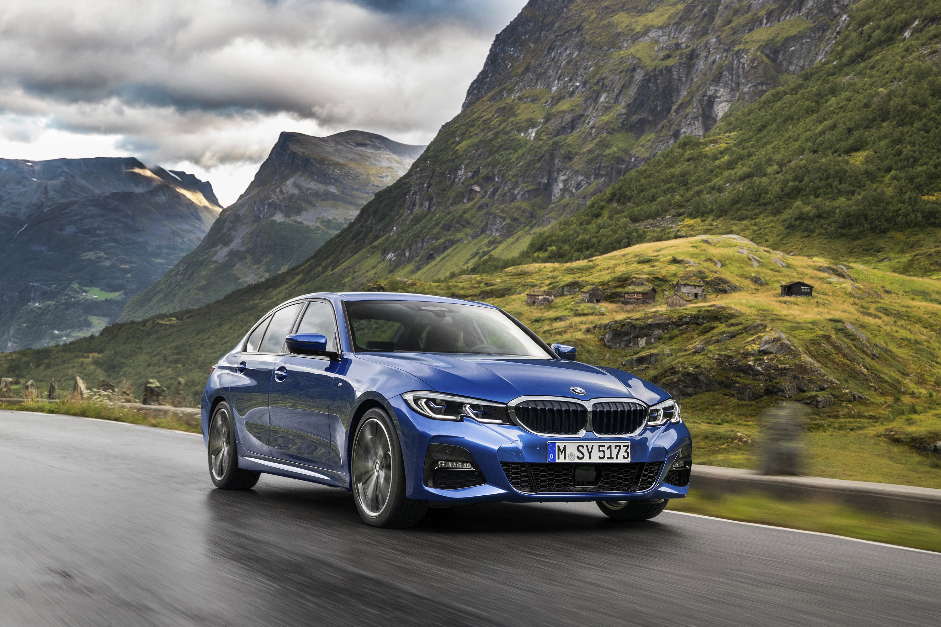 The 2019 BMW 3 Series es To Paris With A Lighter Footprint Wider