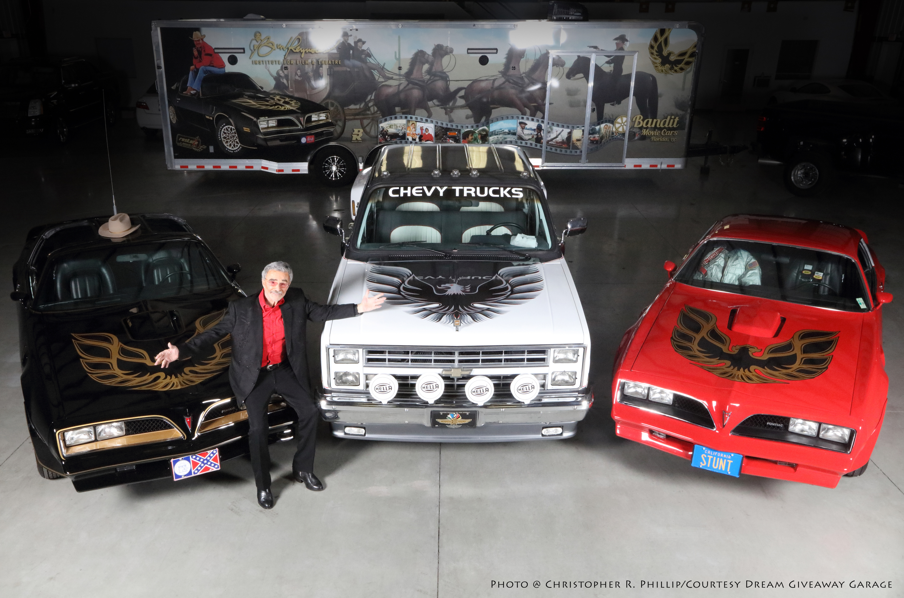 Three Burt Reynolds Movie Cars Sell For $330K In Vegas | Top Speed