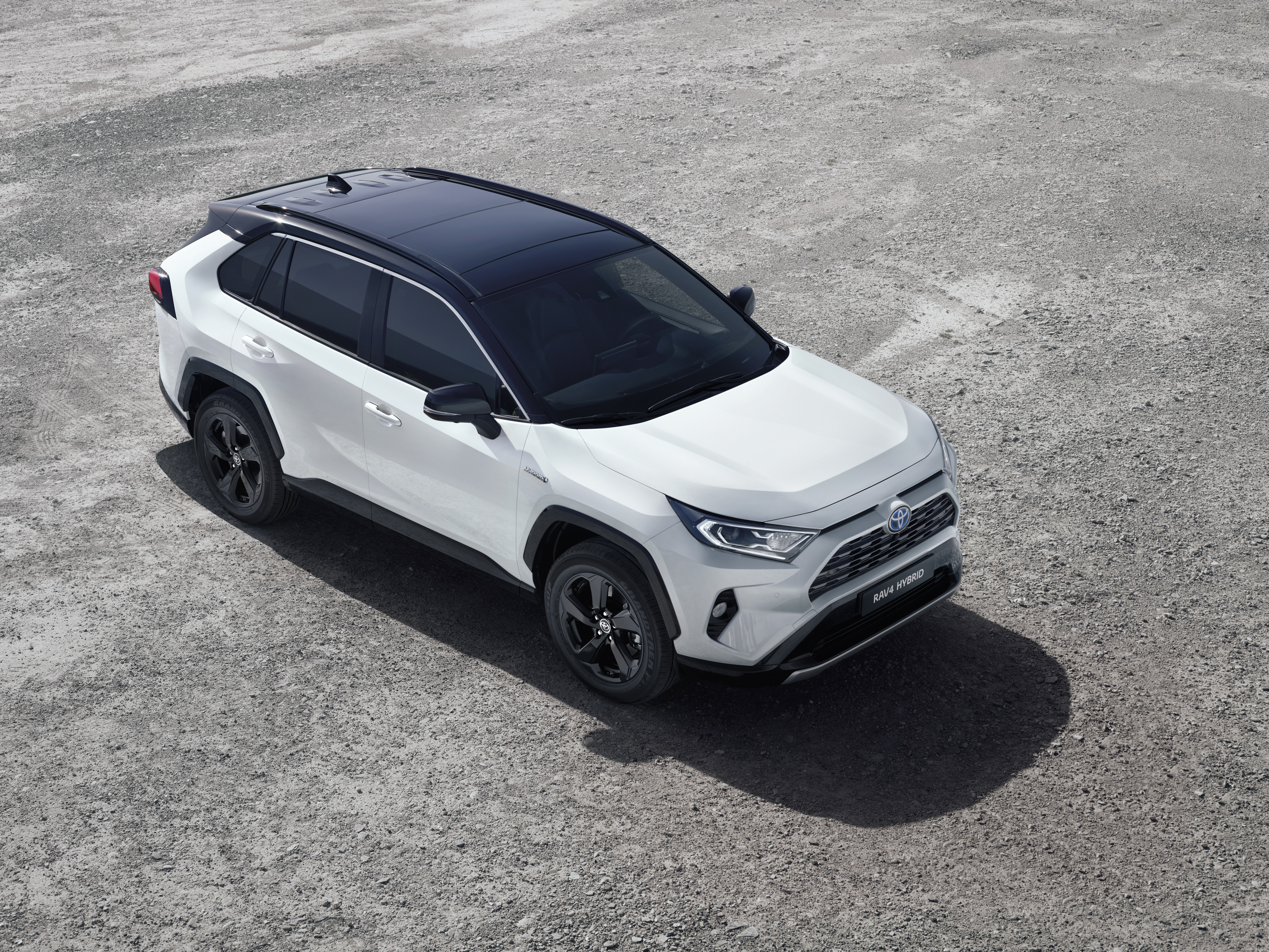 The 2019 Toyota Rav4 Hybrid Proves Efficiency Can Look Good At The