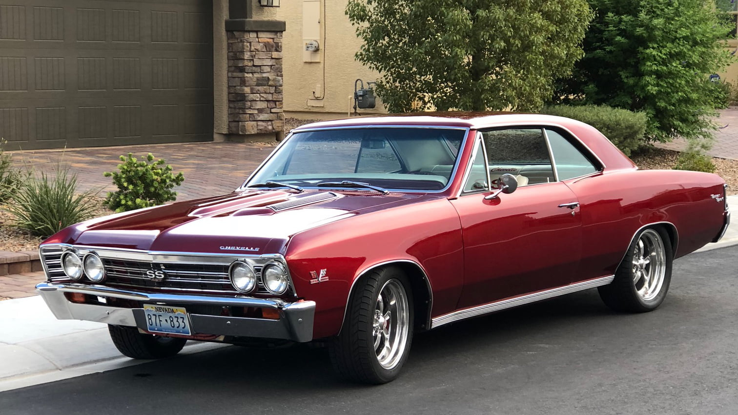 1967 Chevrolet Chevelle SS | Top Speed