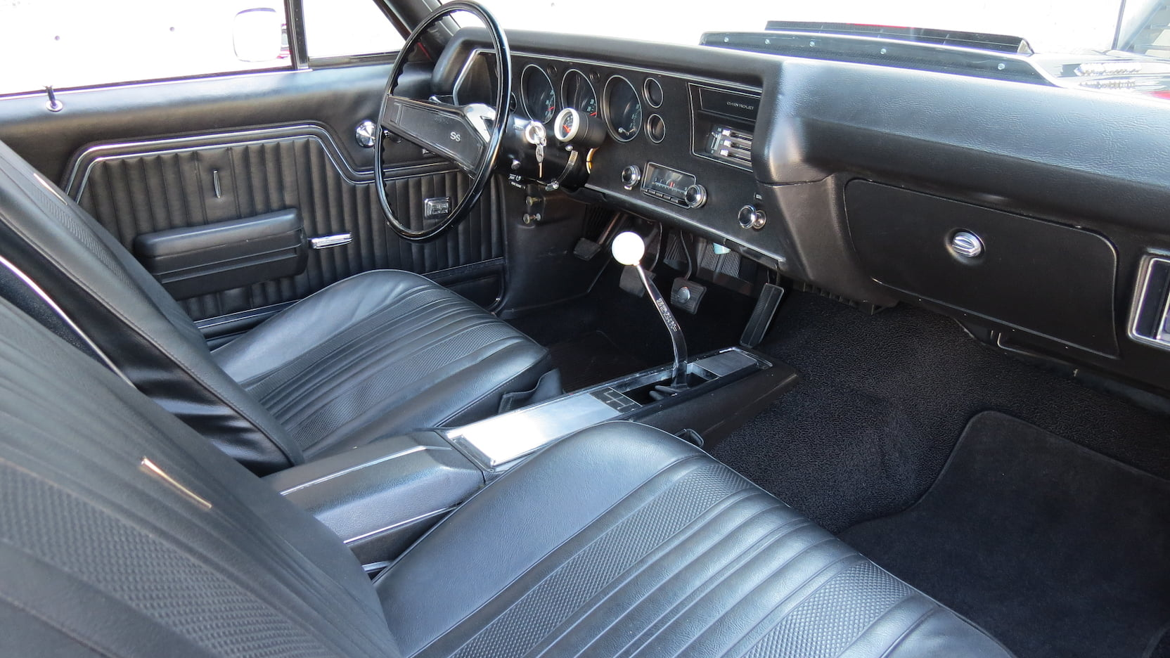 1970 chevy truck seat