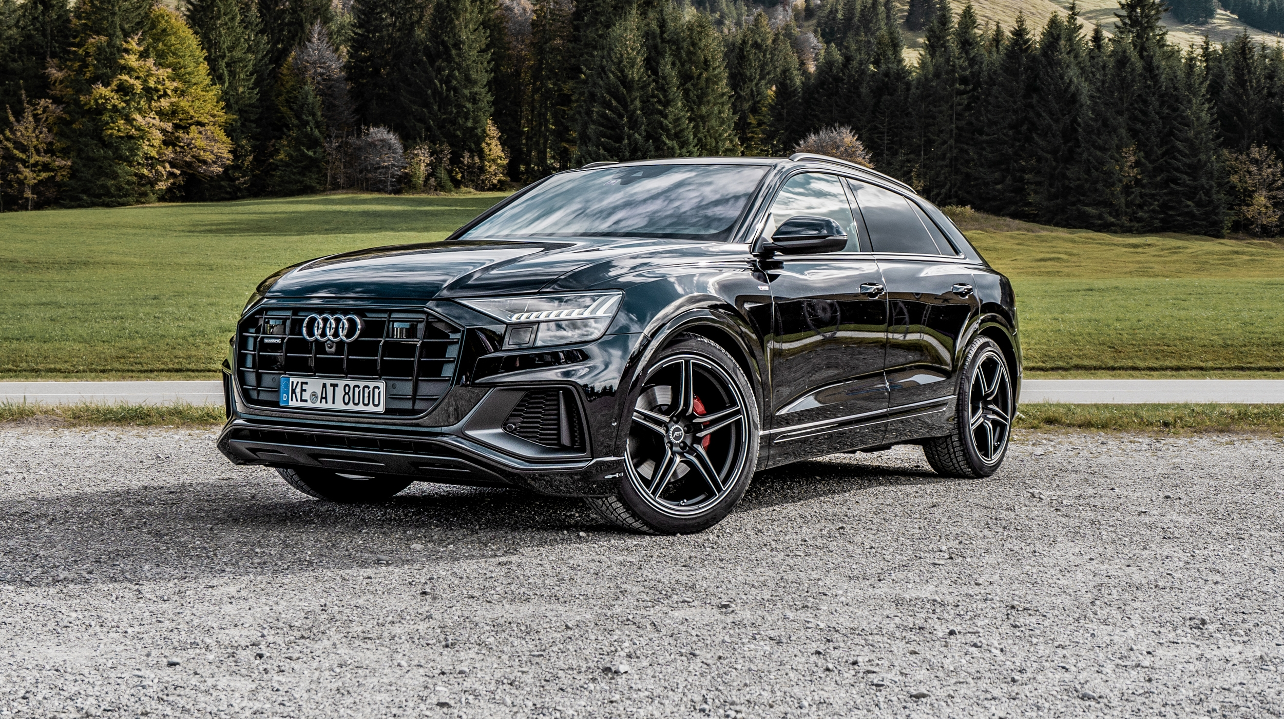 2018 audi q8 by abt pictures photos wallpapers top speed. Black Bedroom Furniture Sets. Home Design Ideas