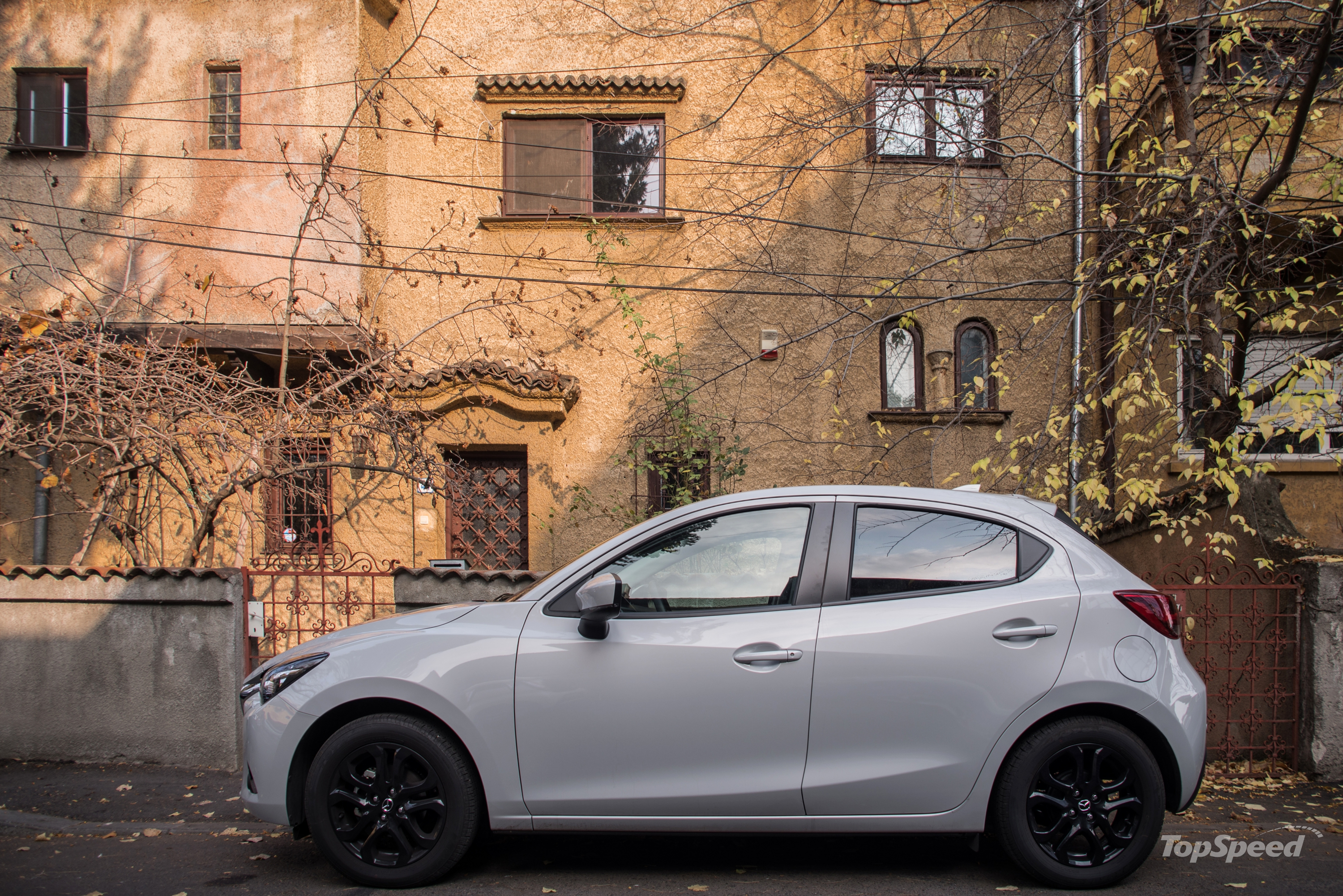 2018 Mazda2 Mazda Demio Driven Top Speed