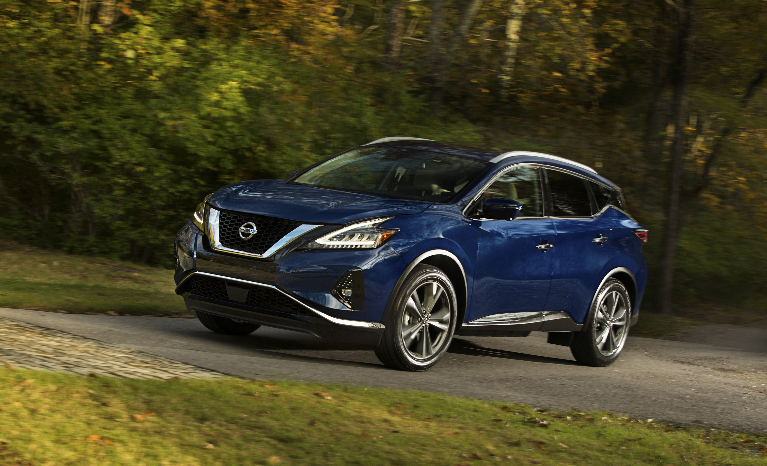 Nissan Gives The 2019 Nissan Murano A Wider Grille