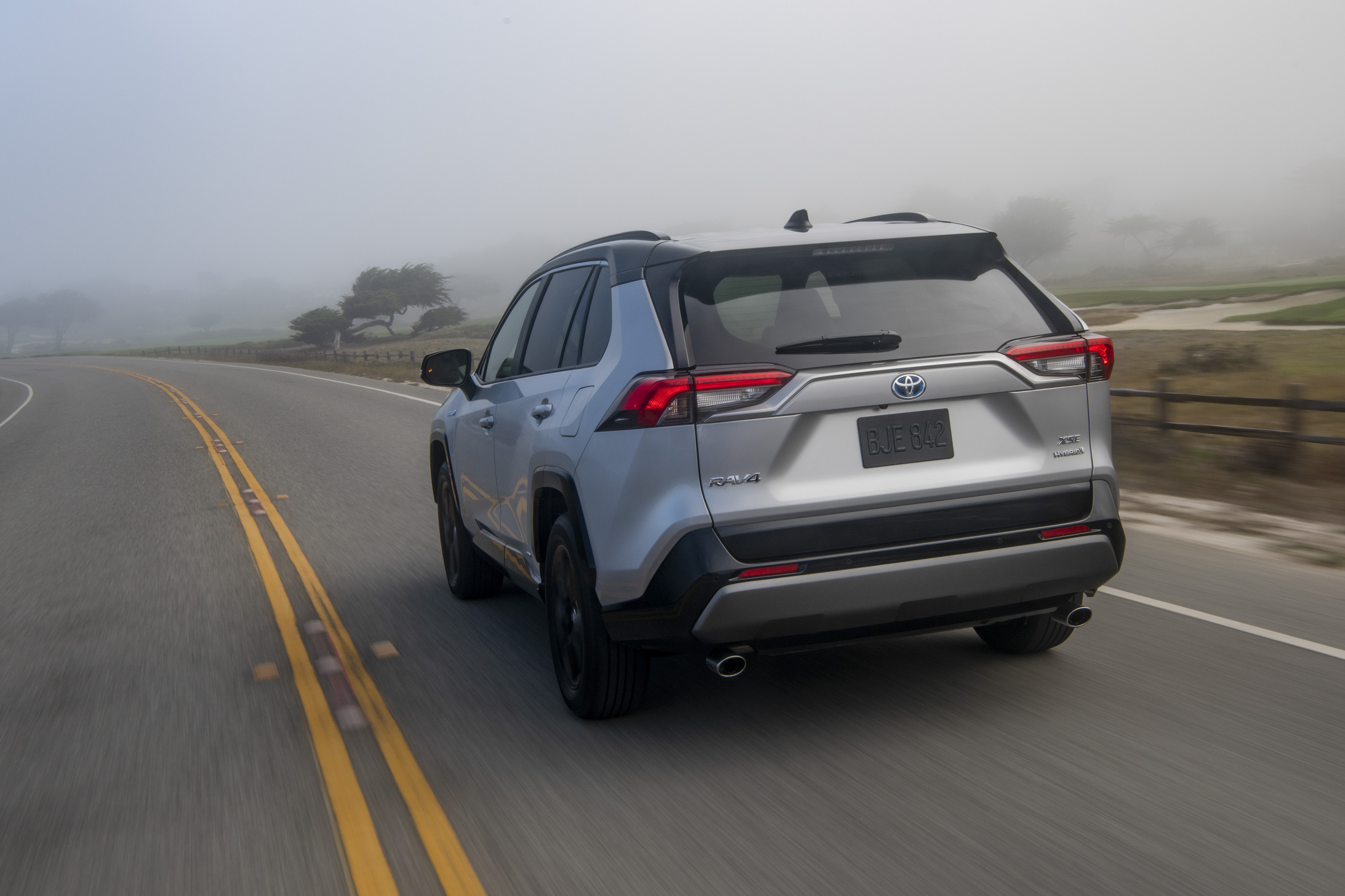 The 2019 Toyota Rav4 Hybrid Is The Way Forward For The Compact