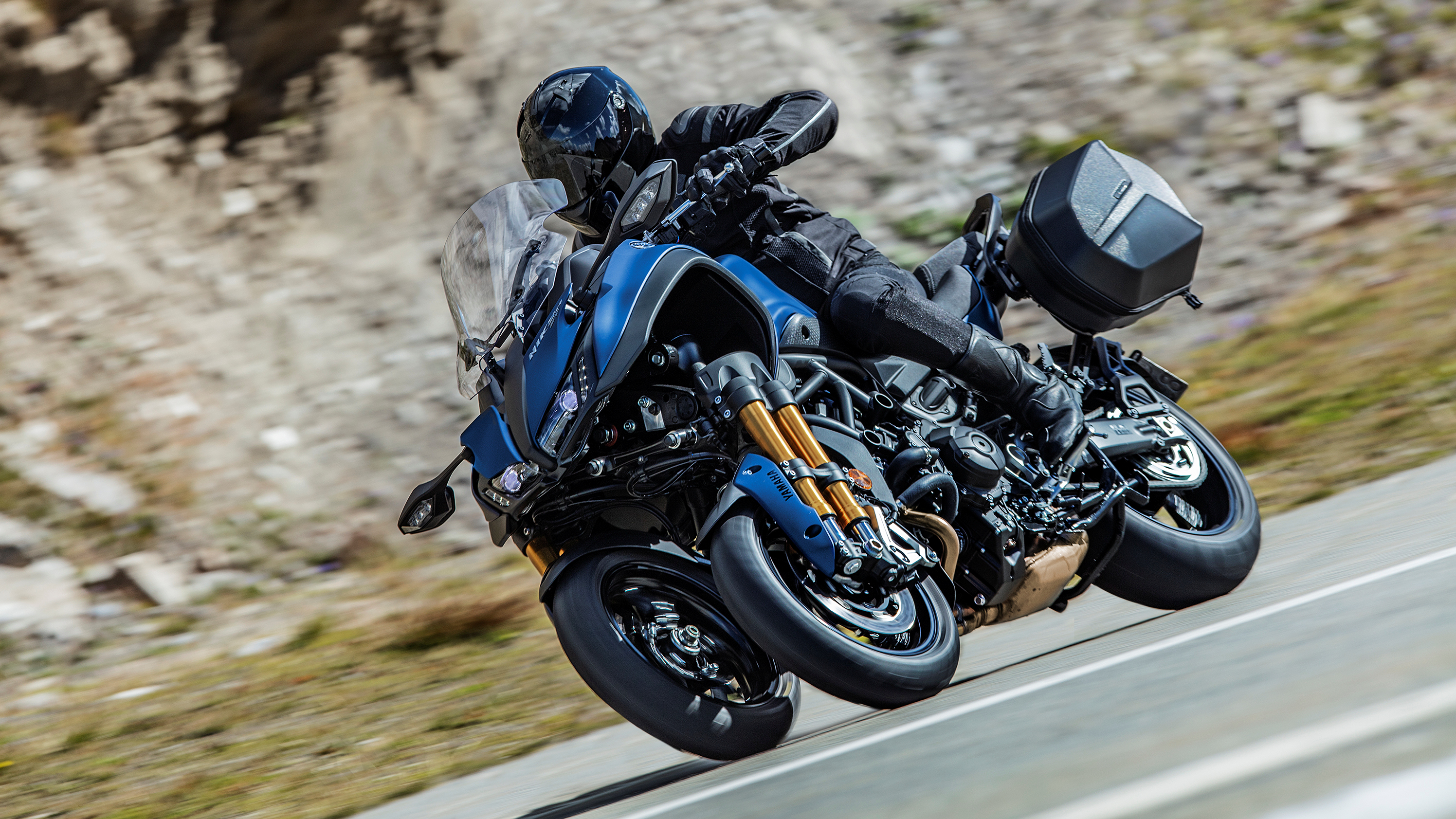 2019 Yamaha Niken Gt Top Speed