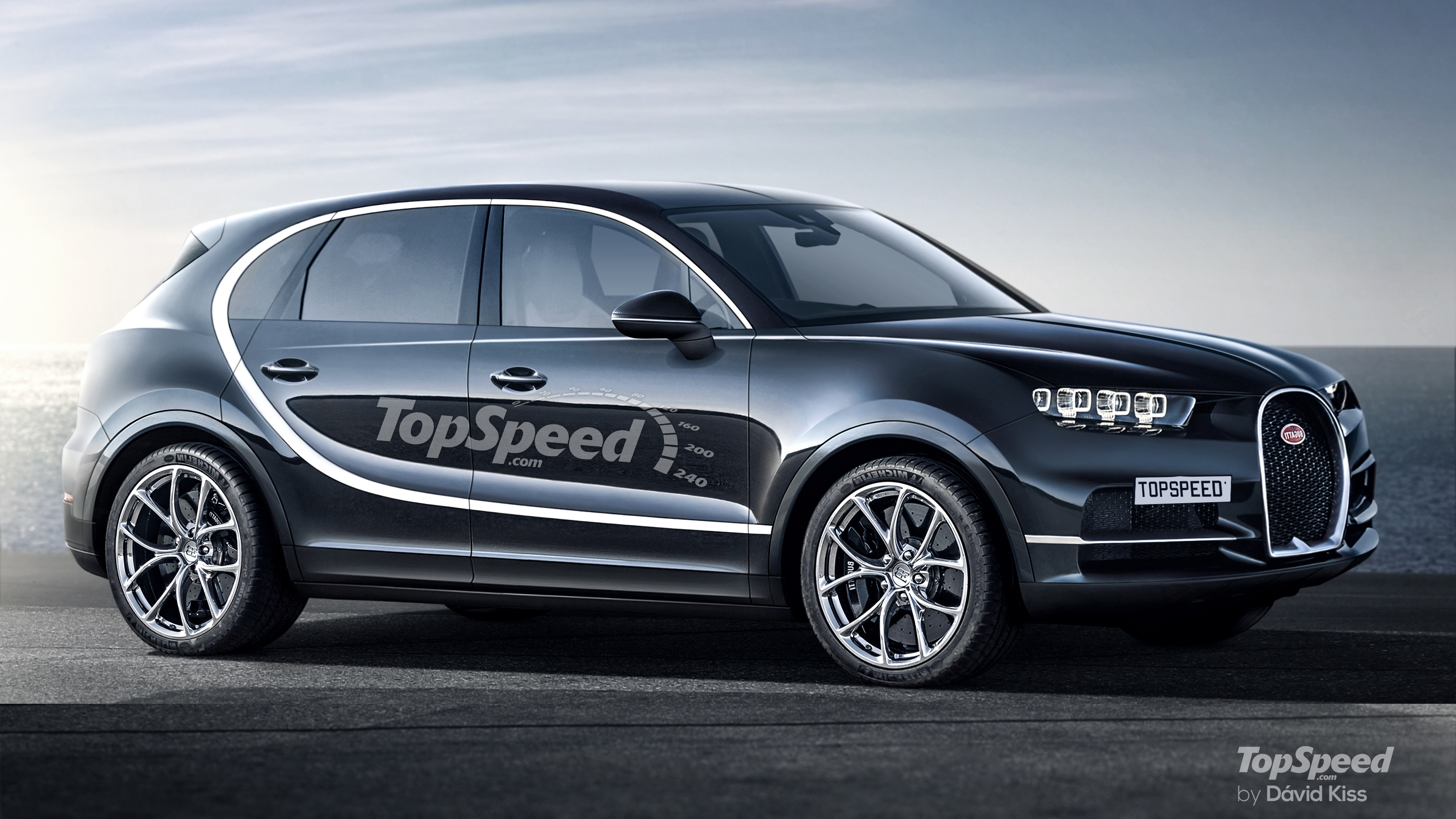 Now Bugatti Might Do An SUV, But It Won't Be Based On An
