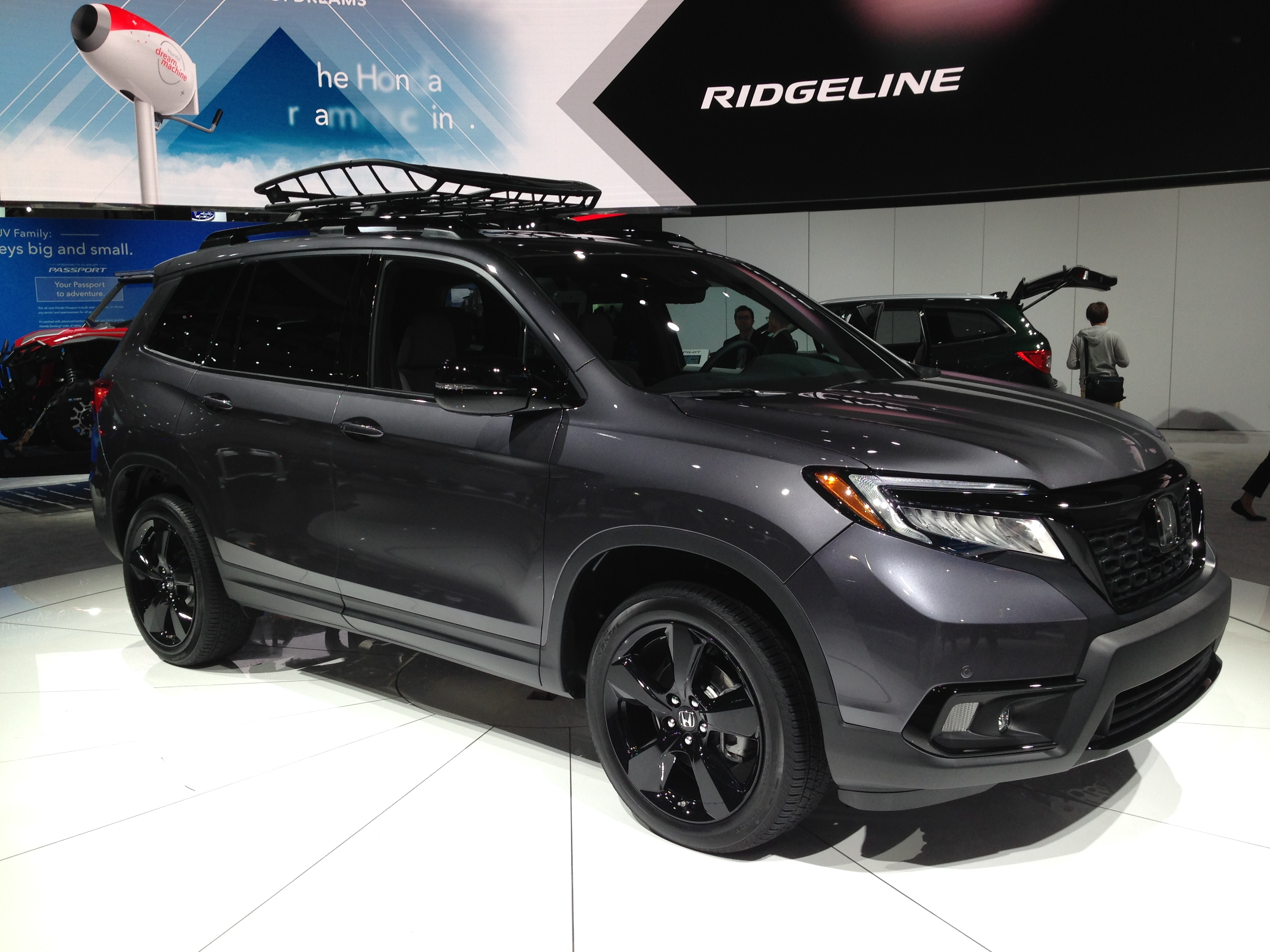 If You Think The New Honda Passport Looks Good Wait Until You See